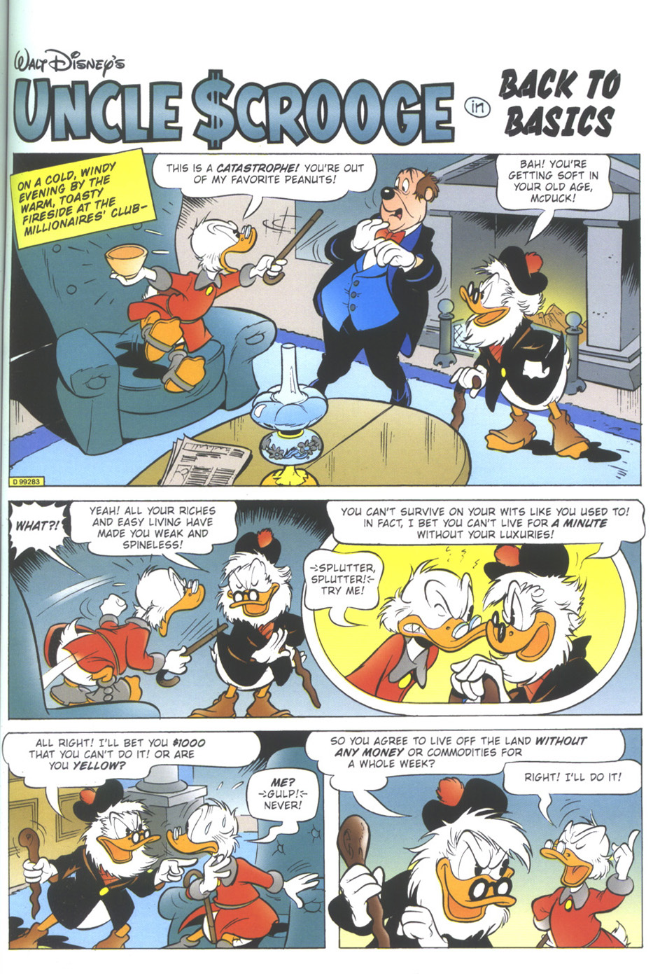 Uncle Scrooge (1953) Issue #335 #335 - English 49