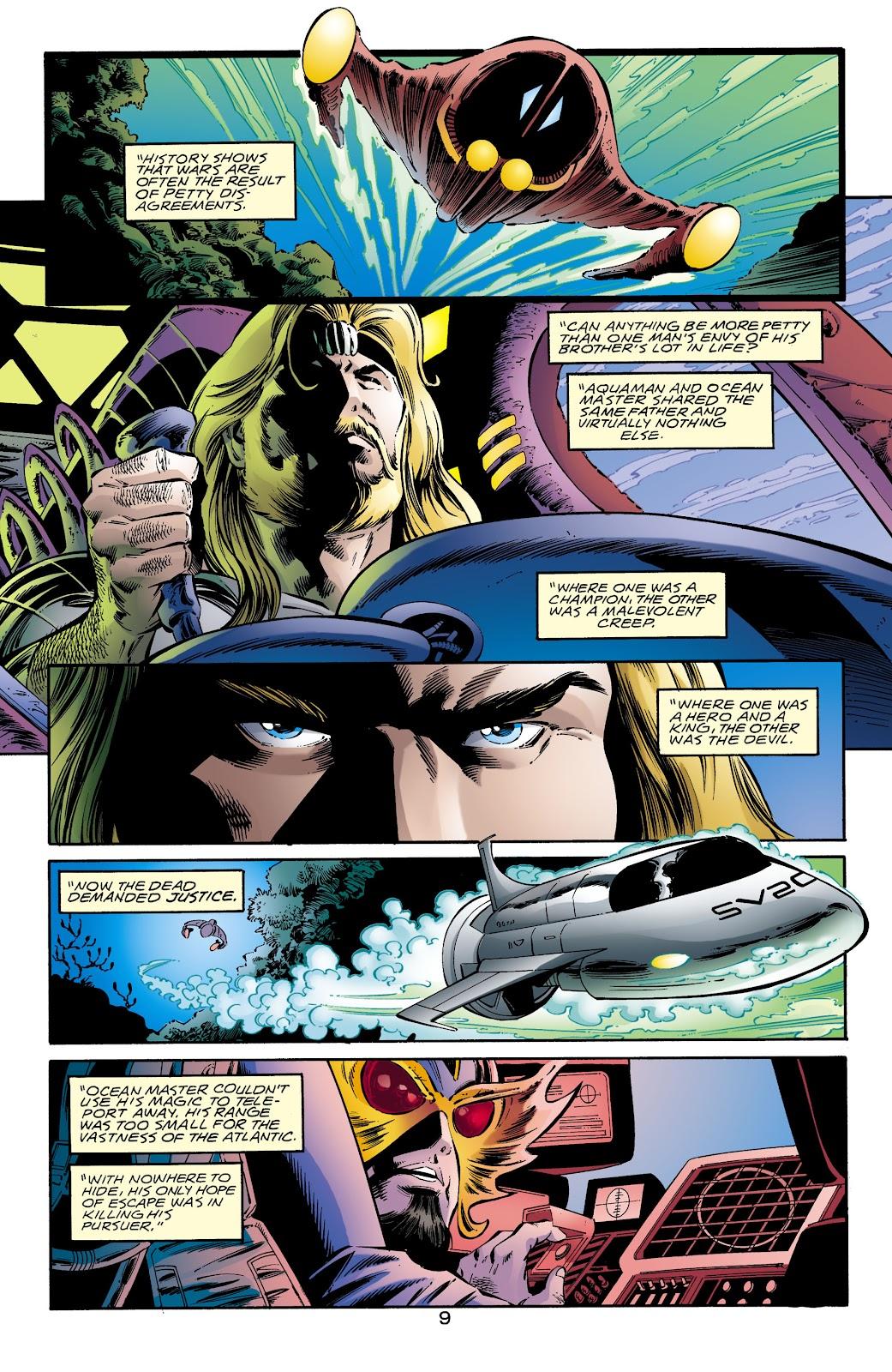 Aquaman (1994) Issue #69 #75 - English 9