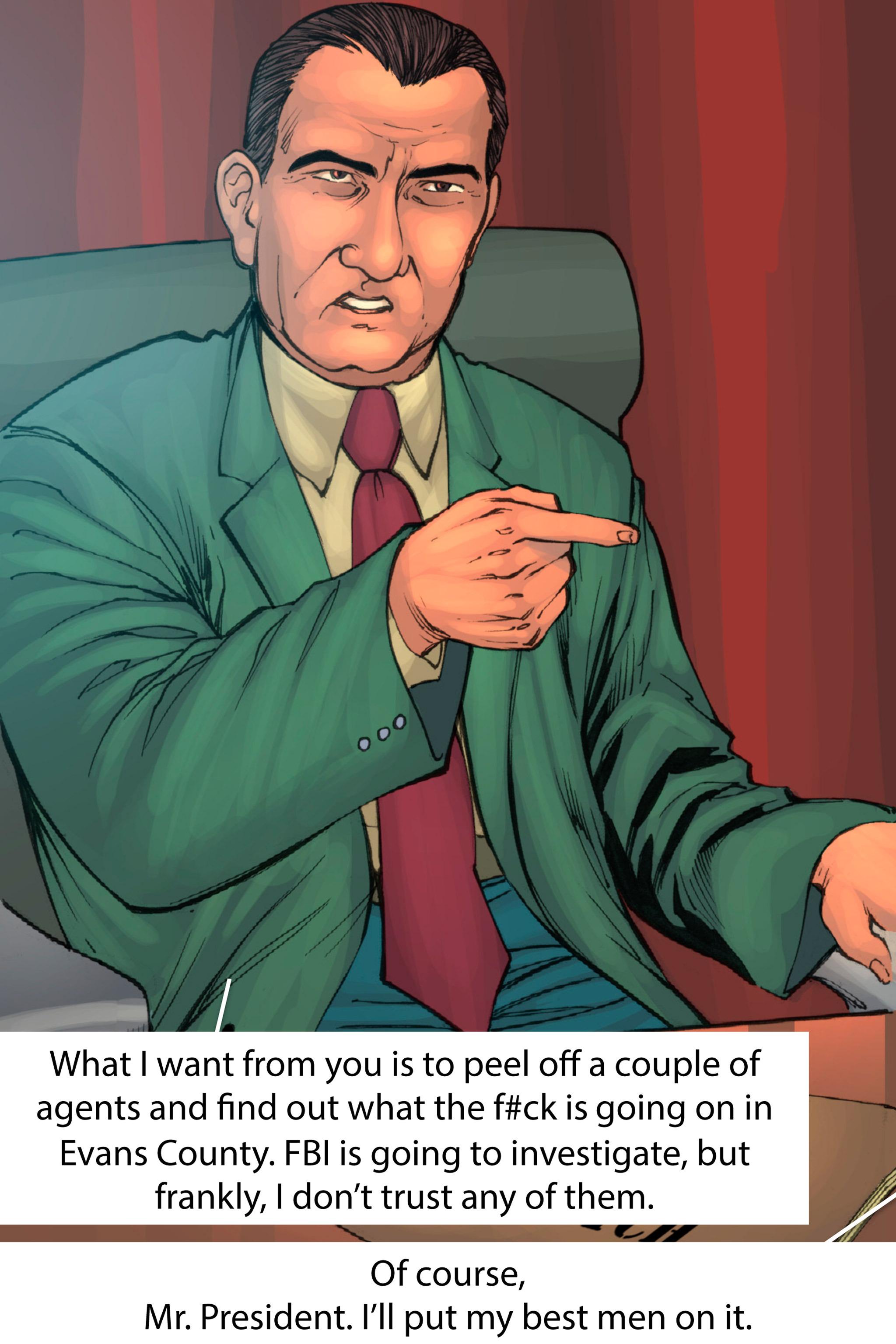 Read online Z-Men comic -  Issue #1 - 54