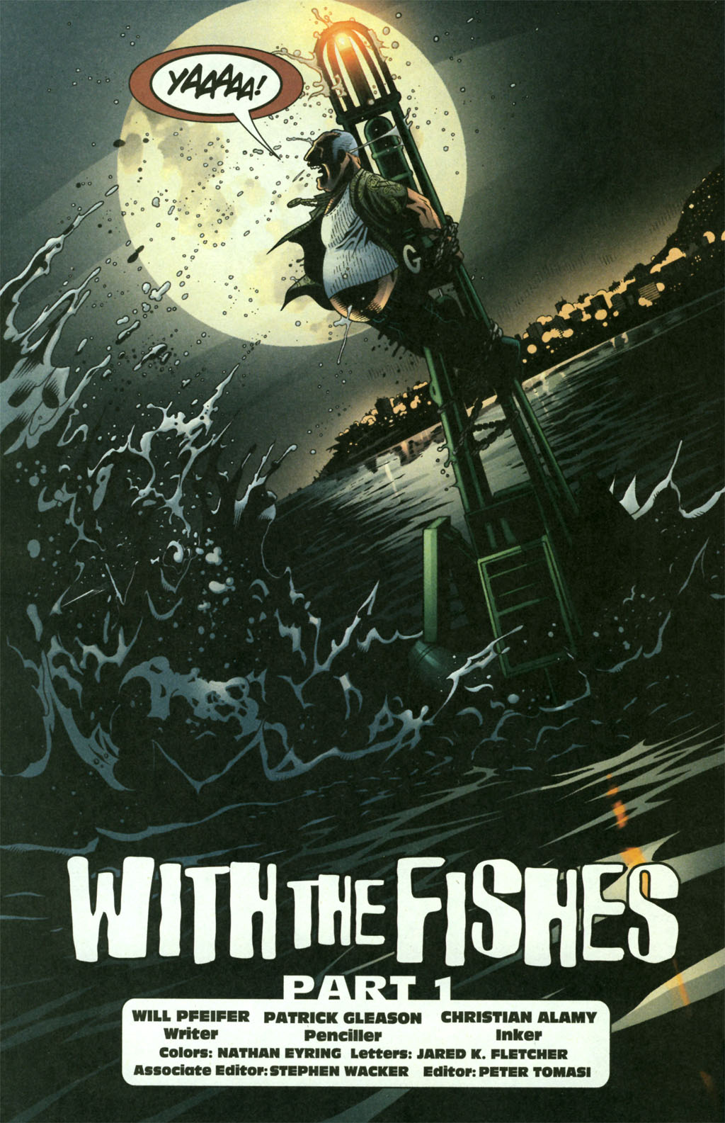 Aquaman (2003) Issue #21 #21 - English 3