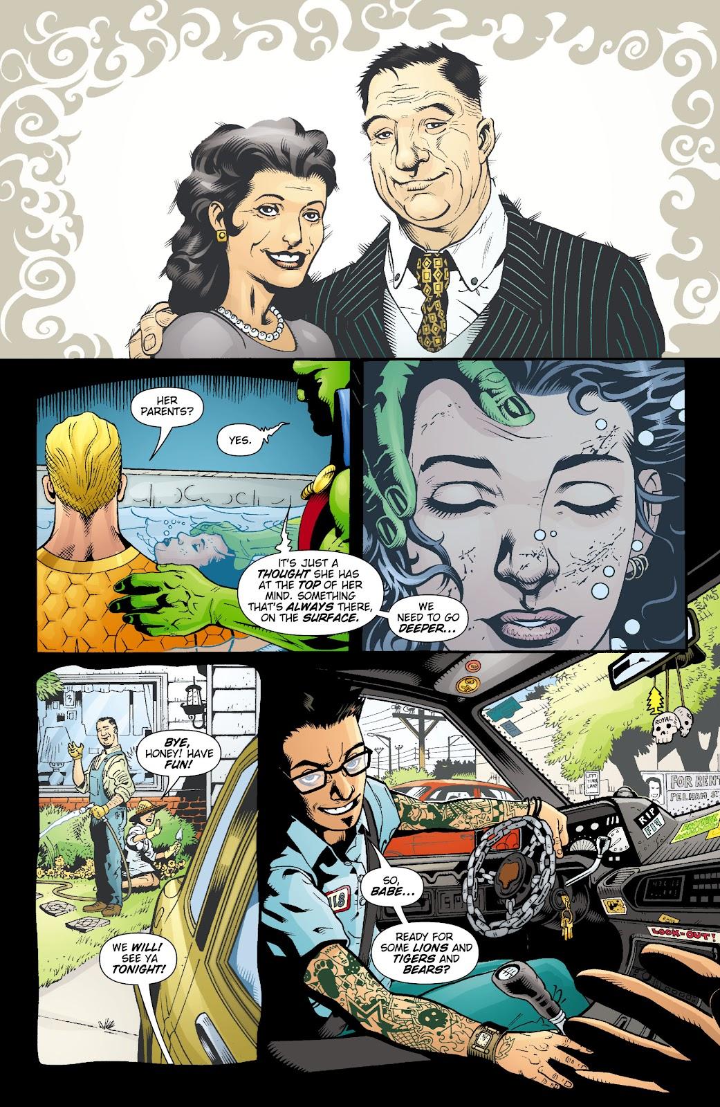 Aquaman (2003) Issue #16 #16 - English 18