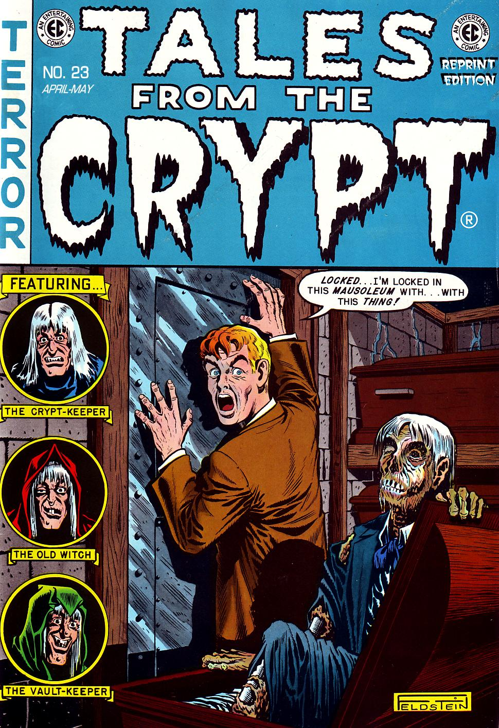Tales From The Crypt (1950) 23 Page 1