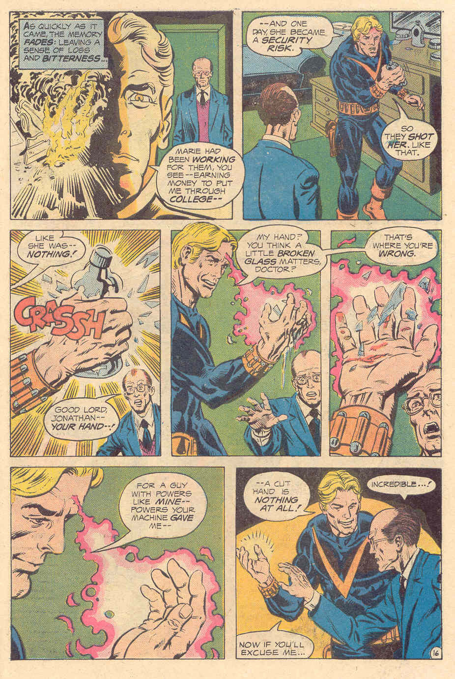 1st Issue Special 11 Page 16