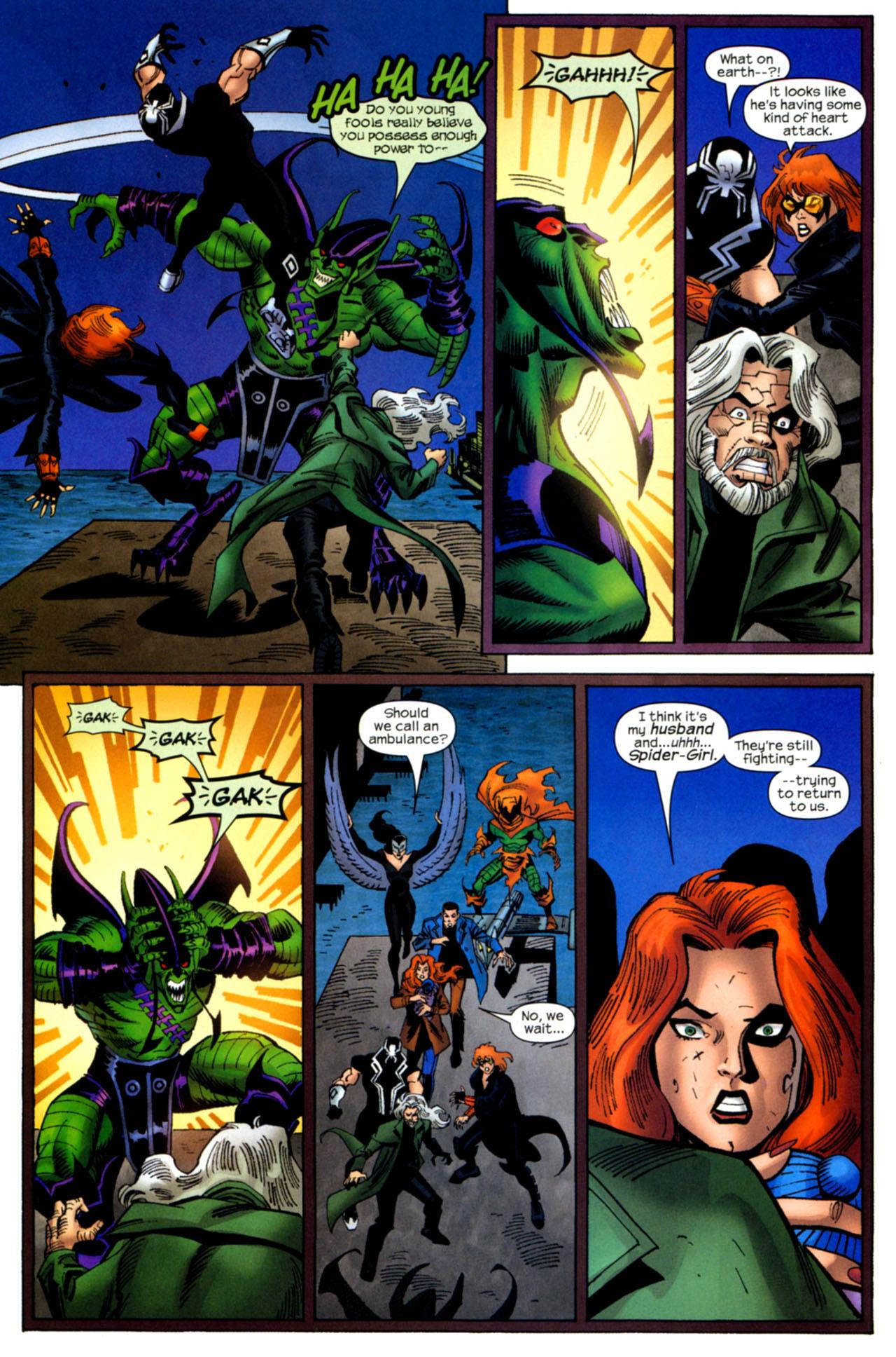 Amazing Spider-Girl #30 #31 - English 22