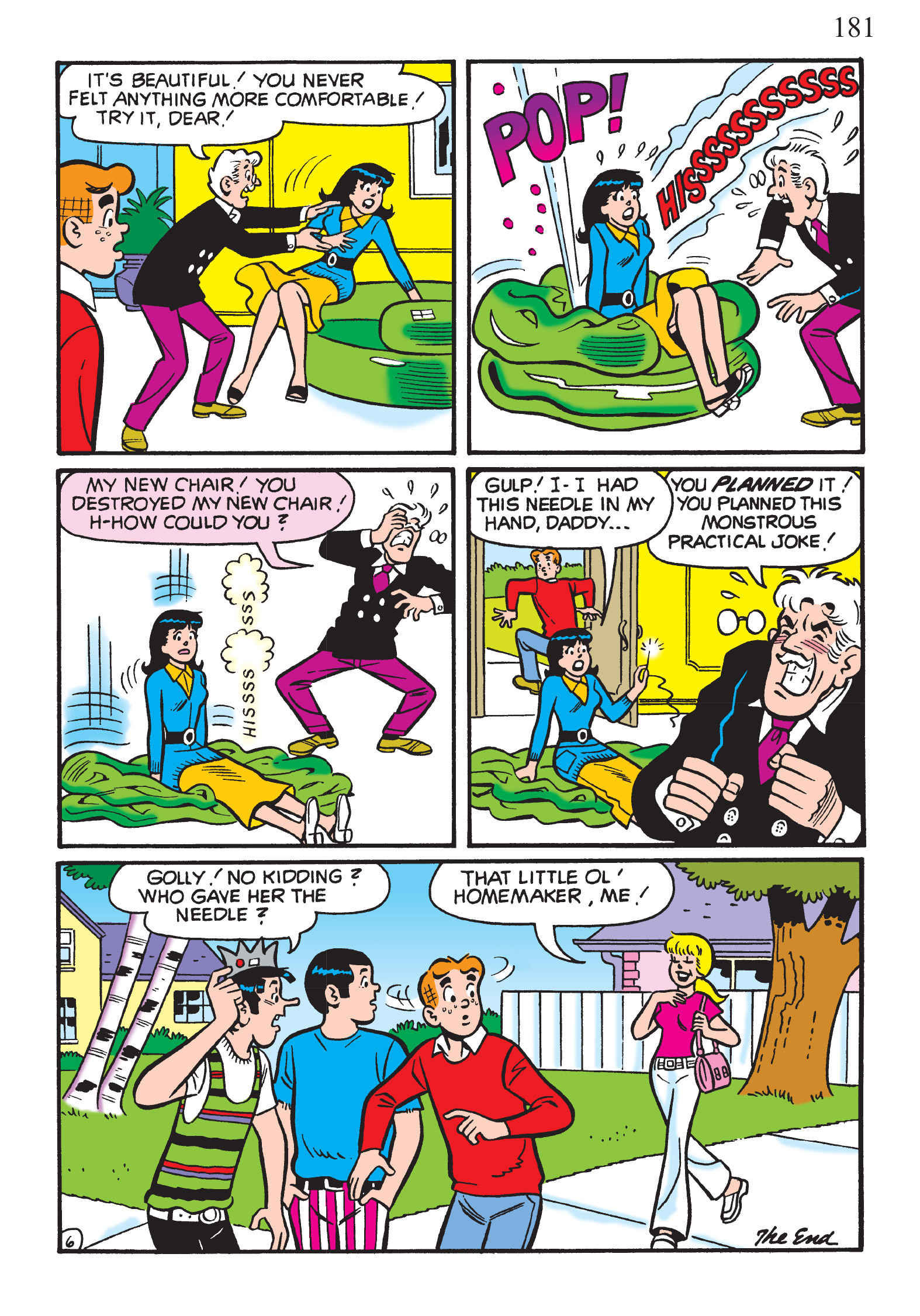 Read online The Best of Archie Comics comic -  Issue # TPB 2 (Part 1) - 183