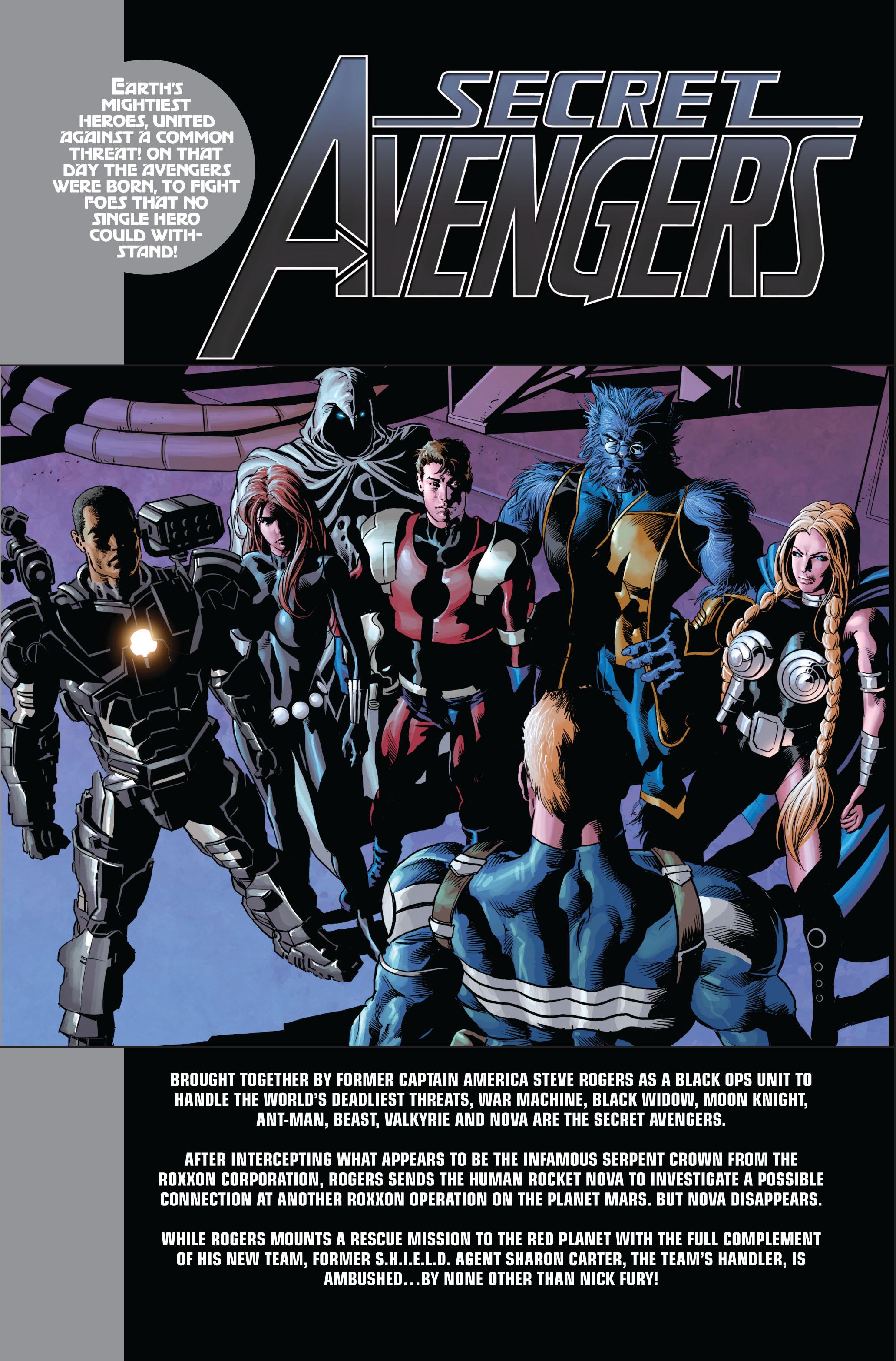 Read online Secret Avengers (2010) comic -  Issue #2 - 2