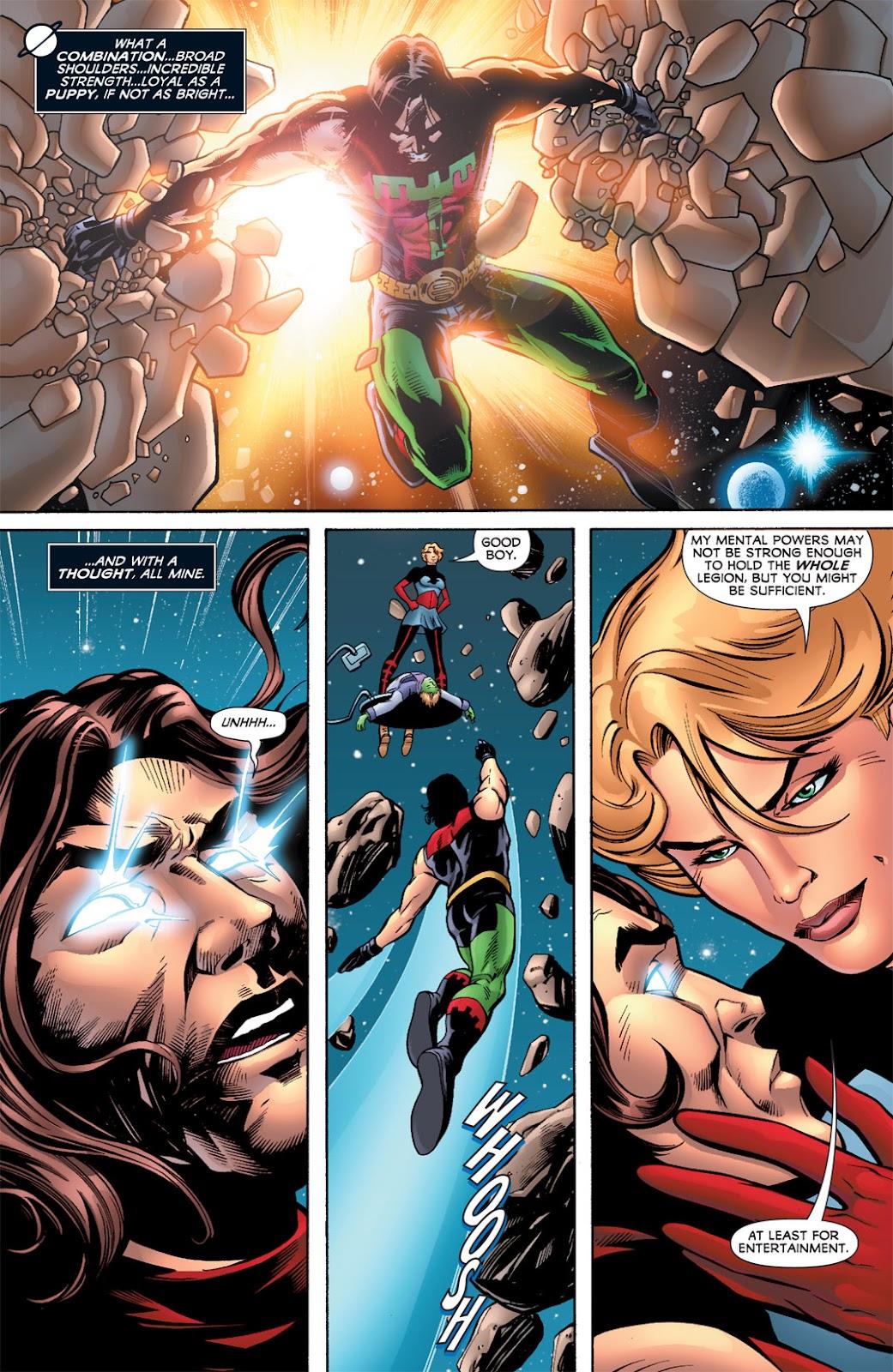 Legion of Super-Heroes (2010) Issue #2 #3 - English 15