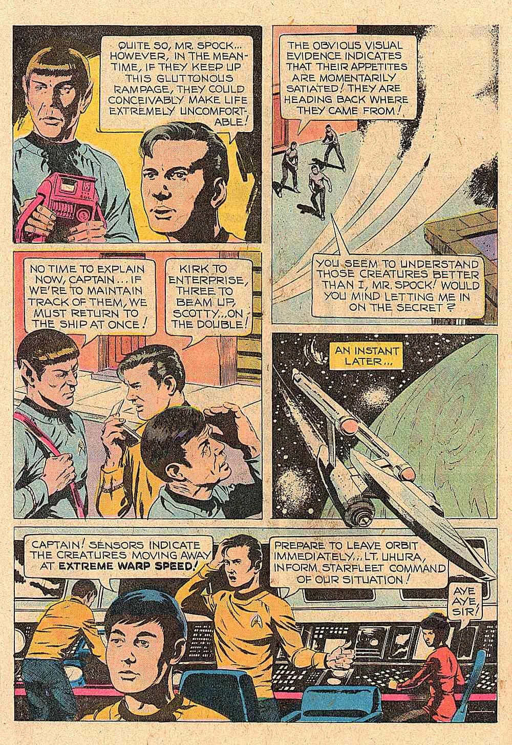 Star Trek (1967) #47 #47 - English 10