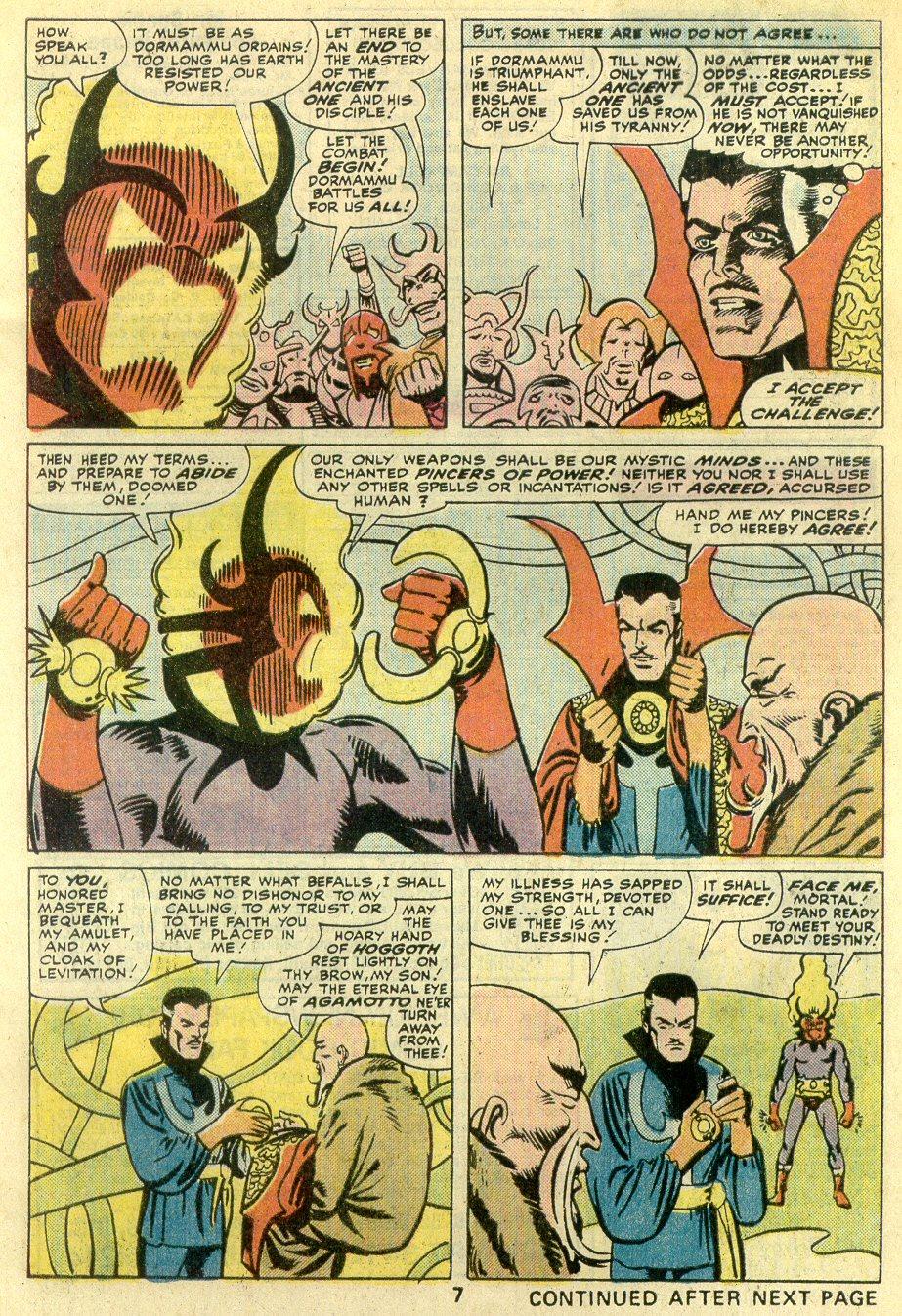 Strange Tales (1951) Issue #188 #190 - English 9