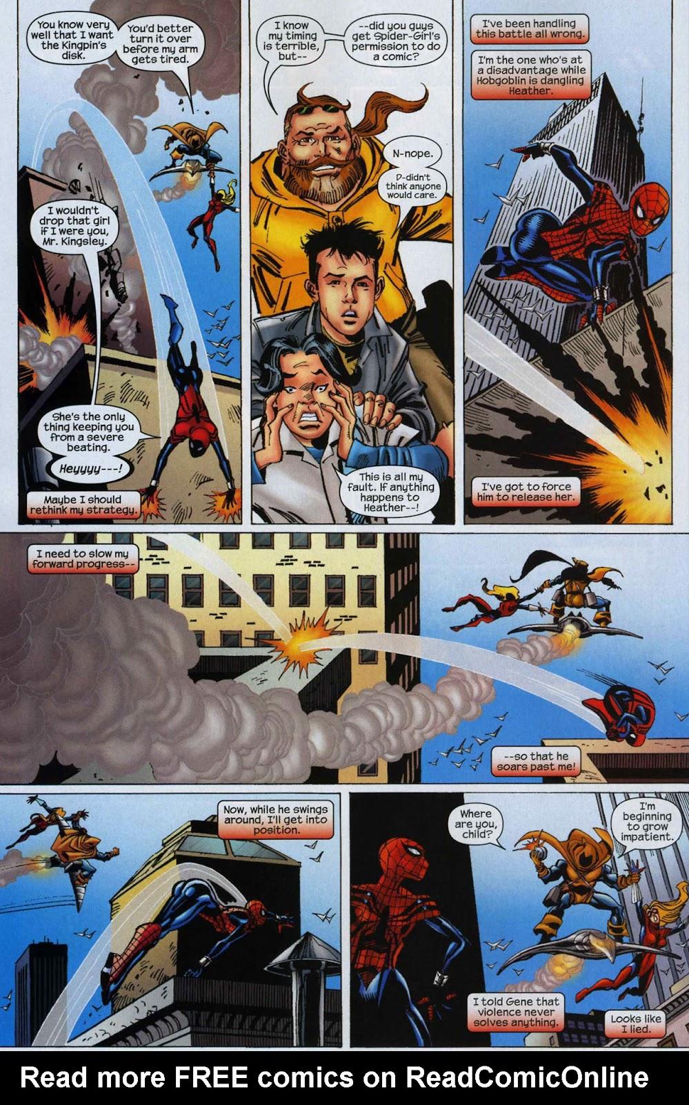 Amazing Spider-Girl Issue #6 #7 - English 15