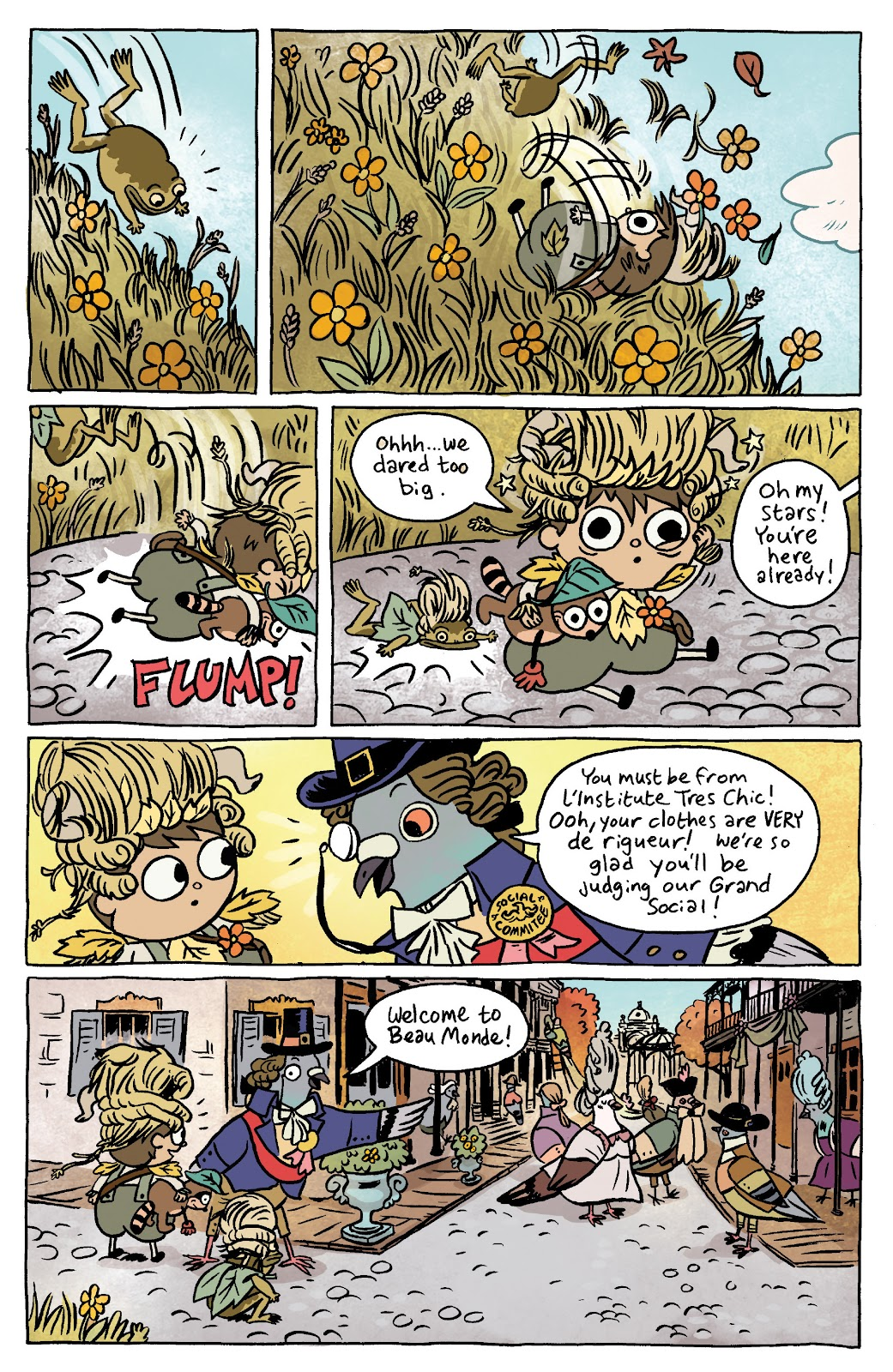 Over the Garden Wall (2016) Issue #7 #7 - English 4