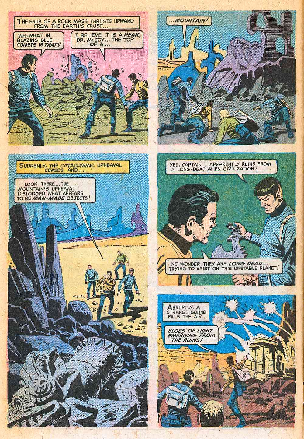 Star Trek (1967) Issue #35 #35 - English 6