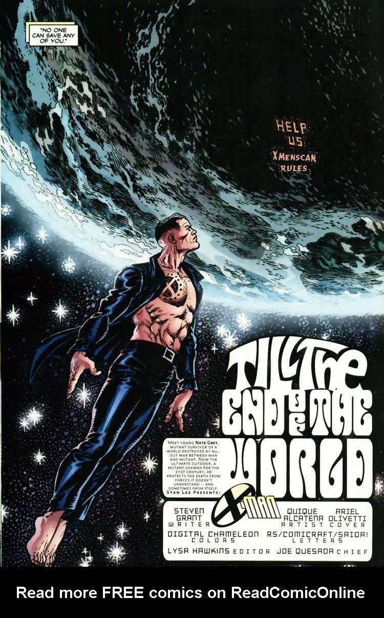 X-Man Issue #75 #79 - English 10