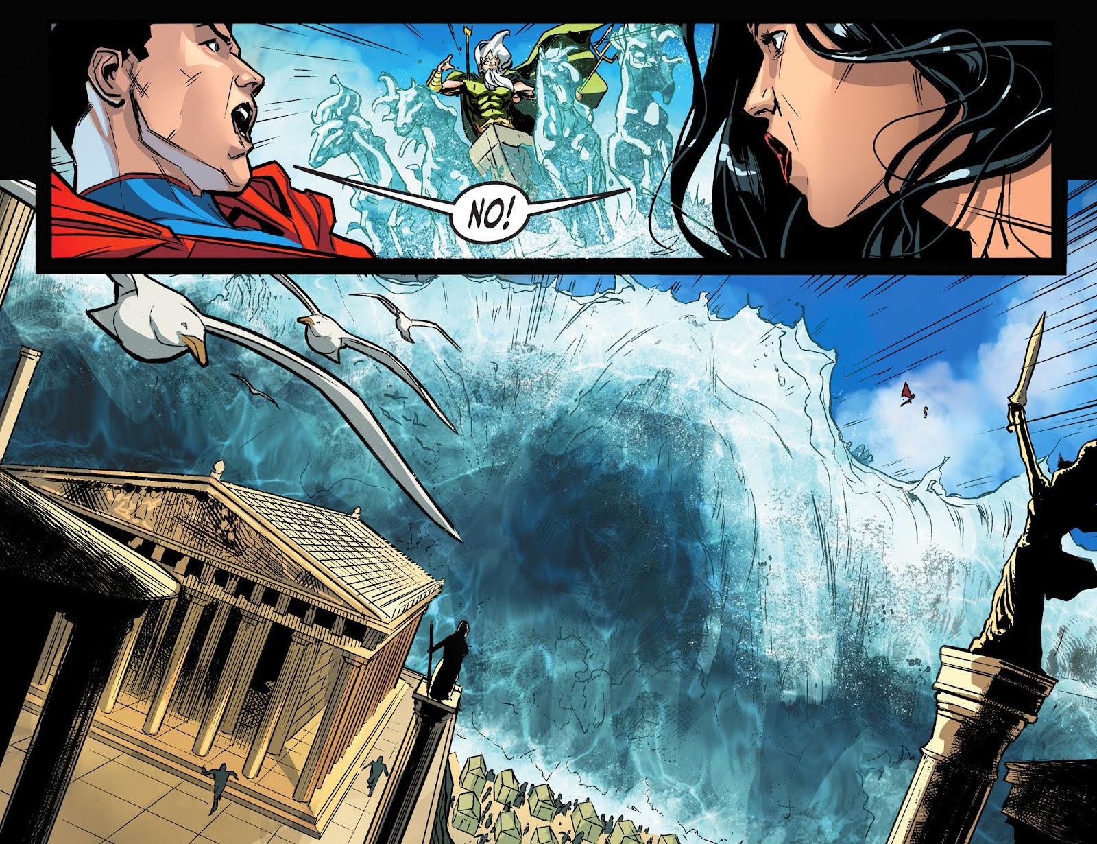 Injustice: Gods Among Us Year Four Issue #17 #18 - English 21