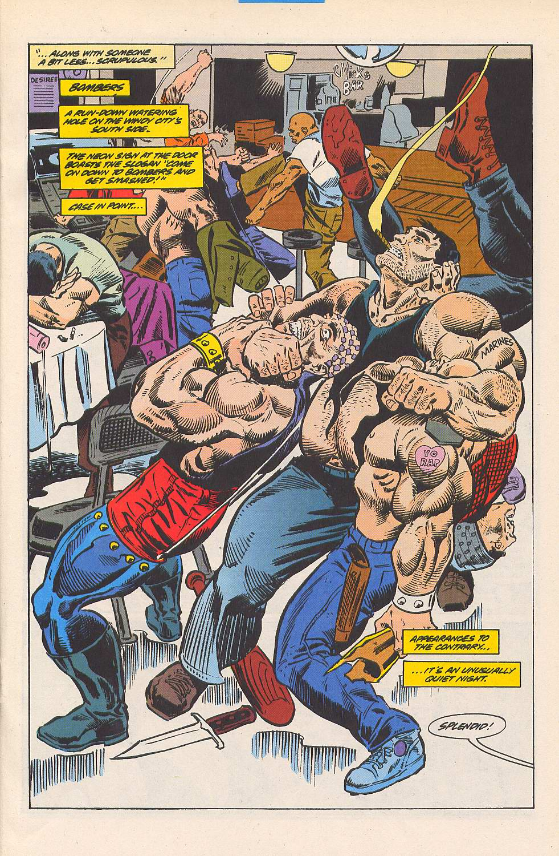 Read online Secret Defenders comic -  Issue #15 - 10