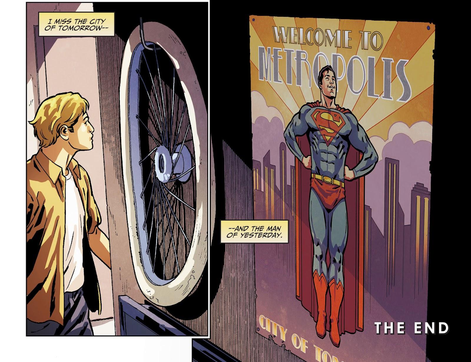 Injustice: Gods Among Us [I] Issue #30 #31 - English 22
