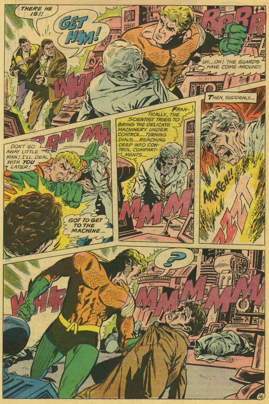 Aquaman (1962) Issue #45 #45 - English 22
