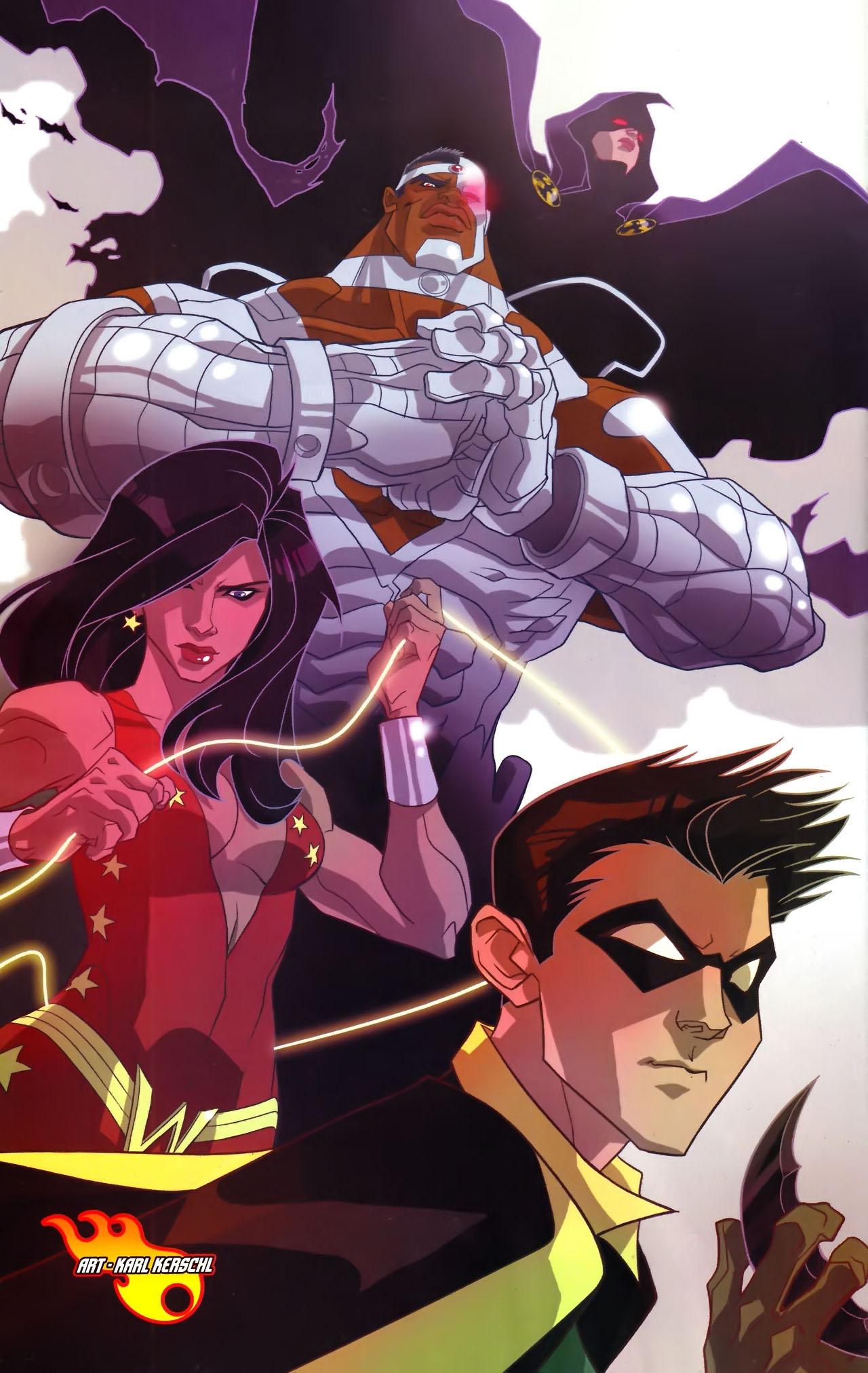 Teen Titans (2003) #100 #110 - English 33