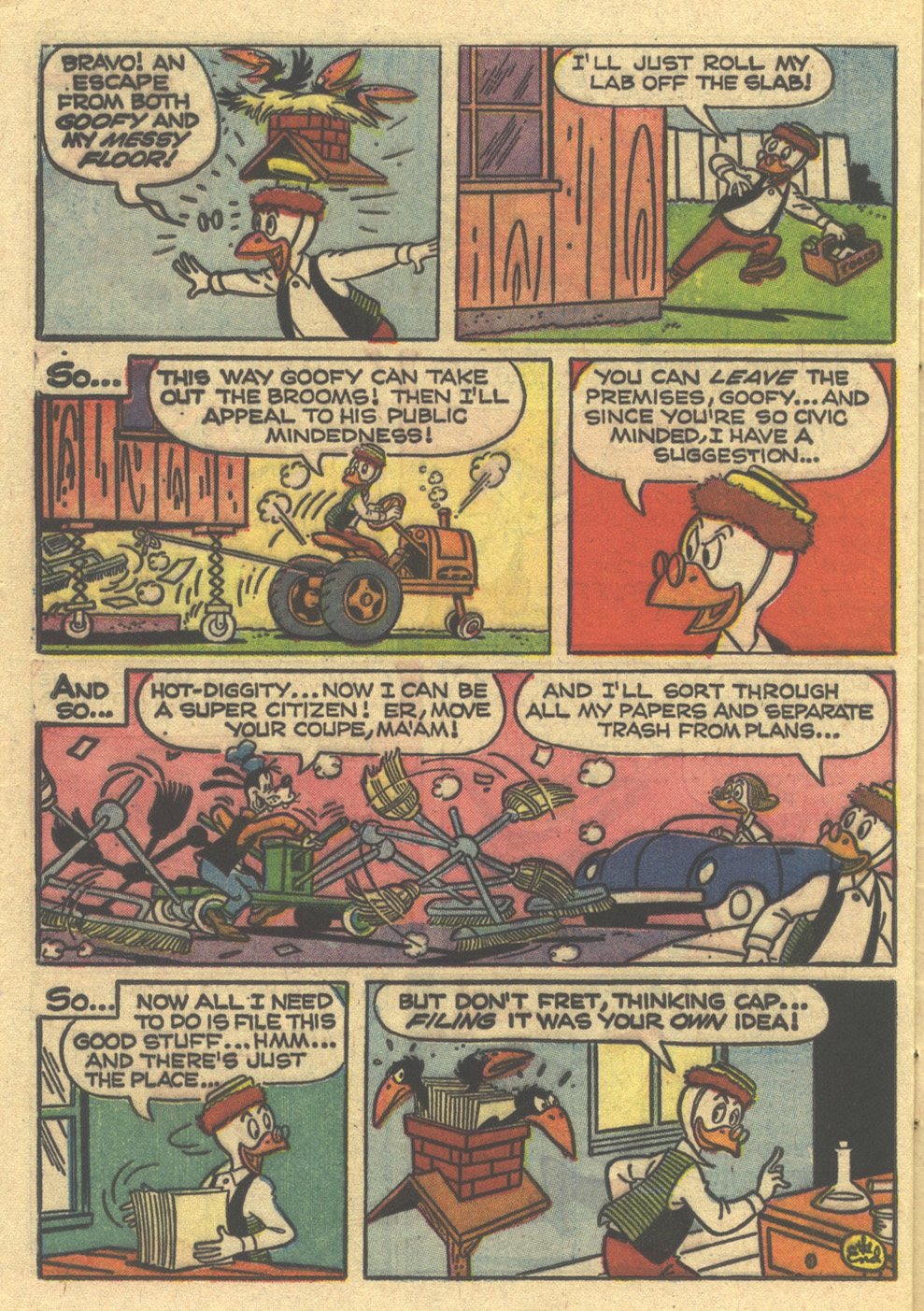 Uncle Scrooge (1953) Issue #76 #76 - English 24
