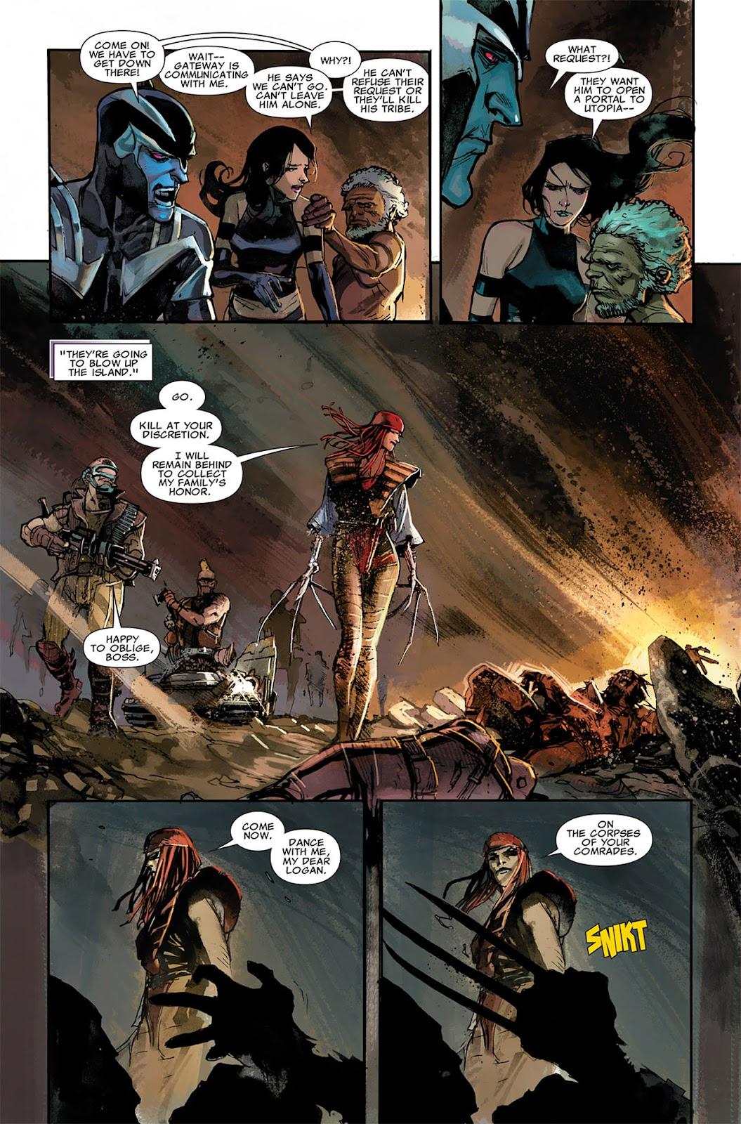 Uncanny X-Force (2010) Issue #5.1 #6 - English 11