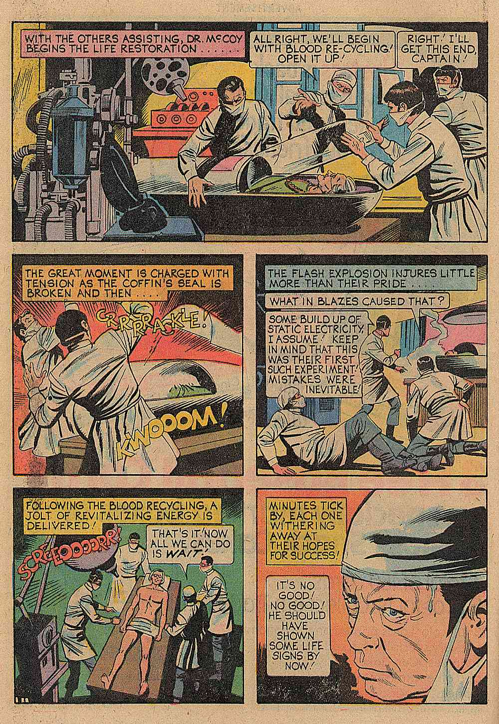 Star Trek (1967) Issue #39 #39 - English 6
