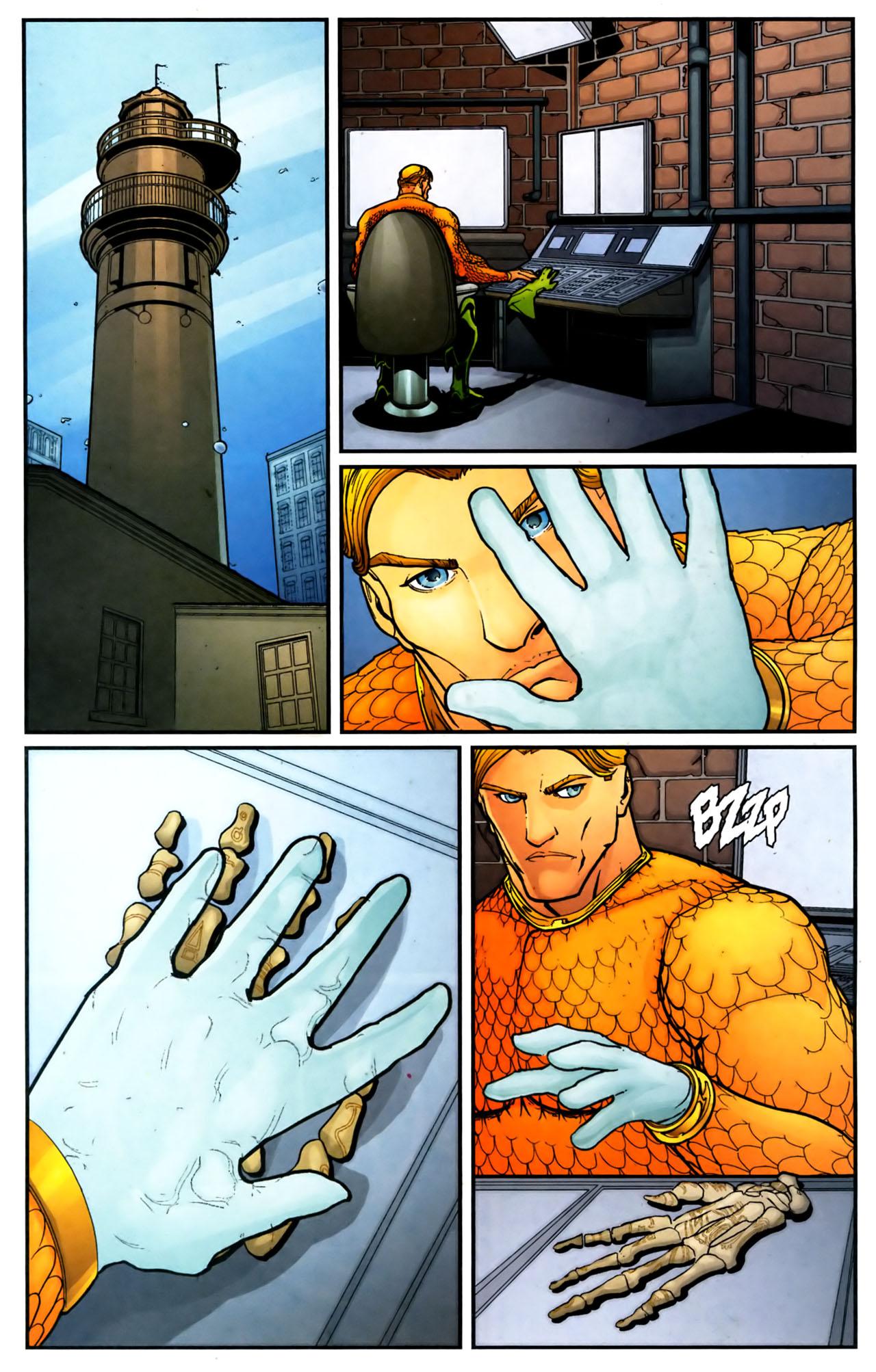 Read online Aquaman (2003) comic -  Issue #39 - 7