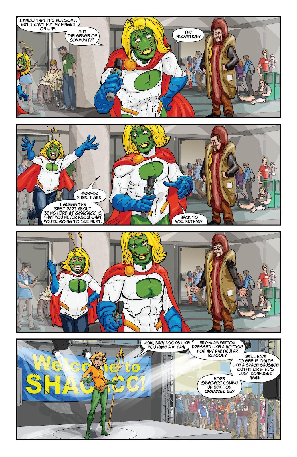 Threshold (2013) Issue #7 #7 - English 33