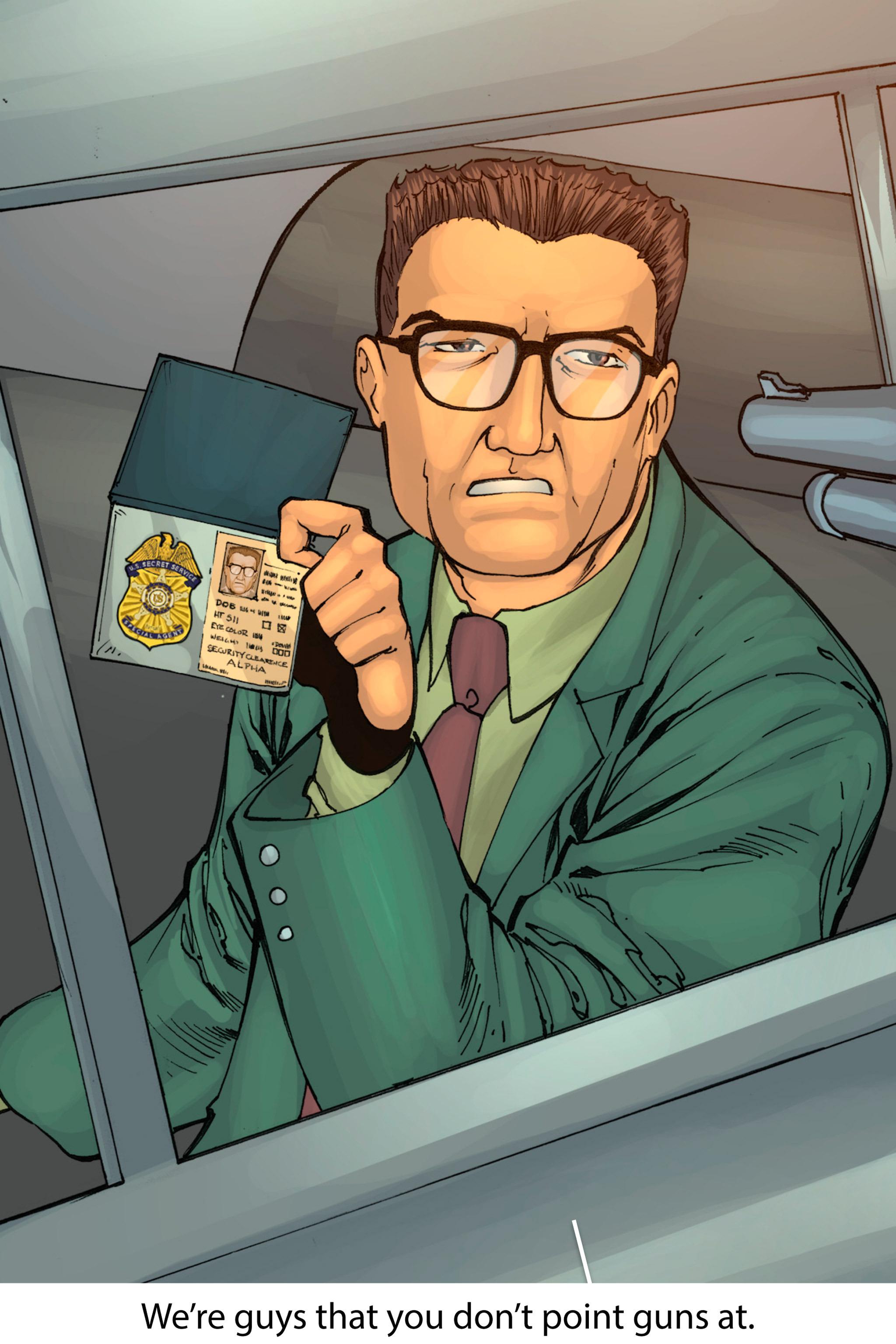 Read online Z-Men comic -  Issue #1 - 119