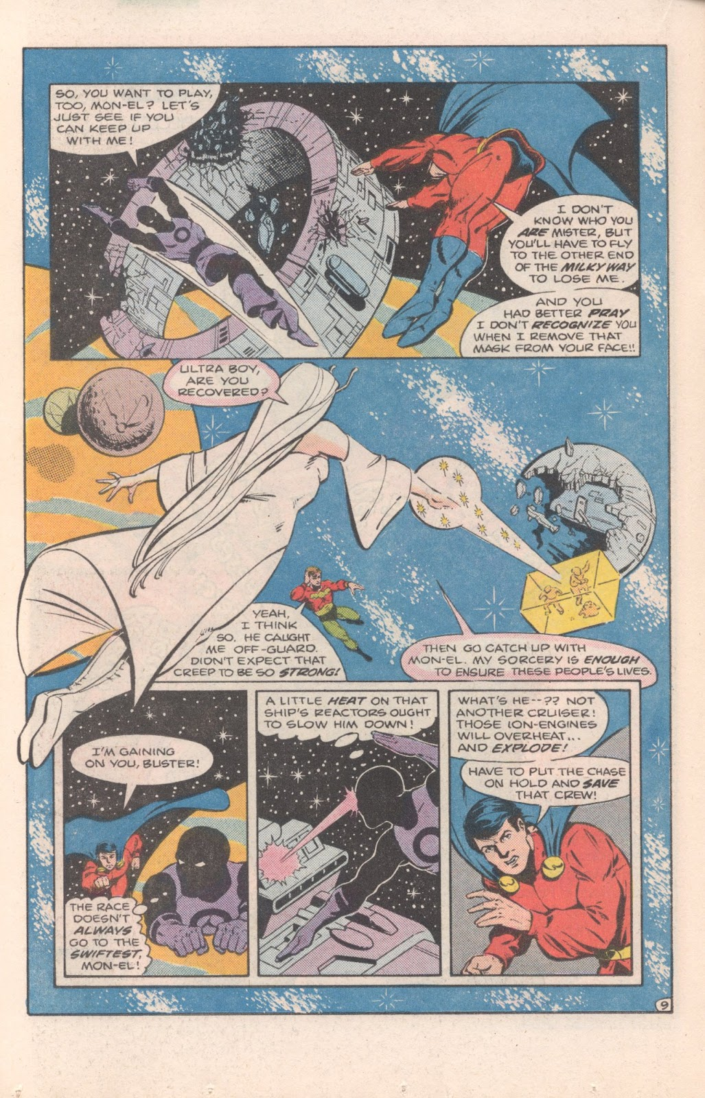 Tales of the Legion Issue #324 #11 - English 10