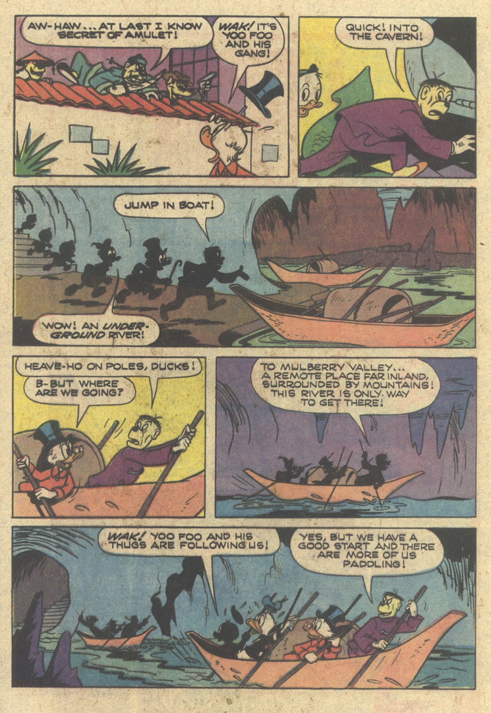 Uncle Scrooge (1953) Issue #166 #166 - English 24