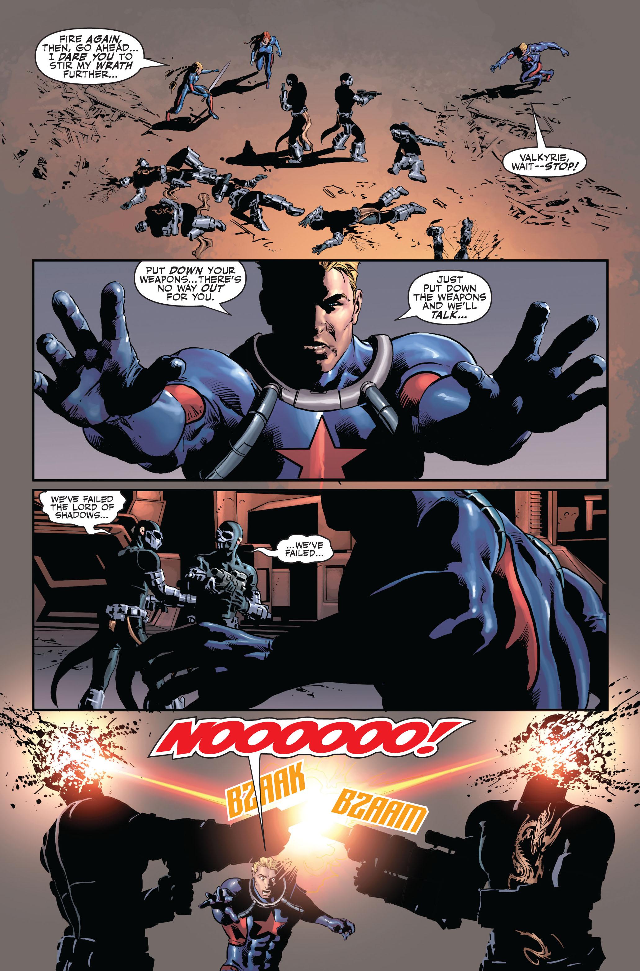 Read online Secret Avengers (2010) comic -  Issue #2 - 12