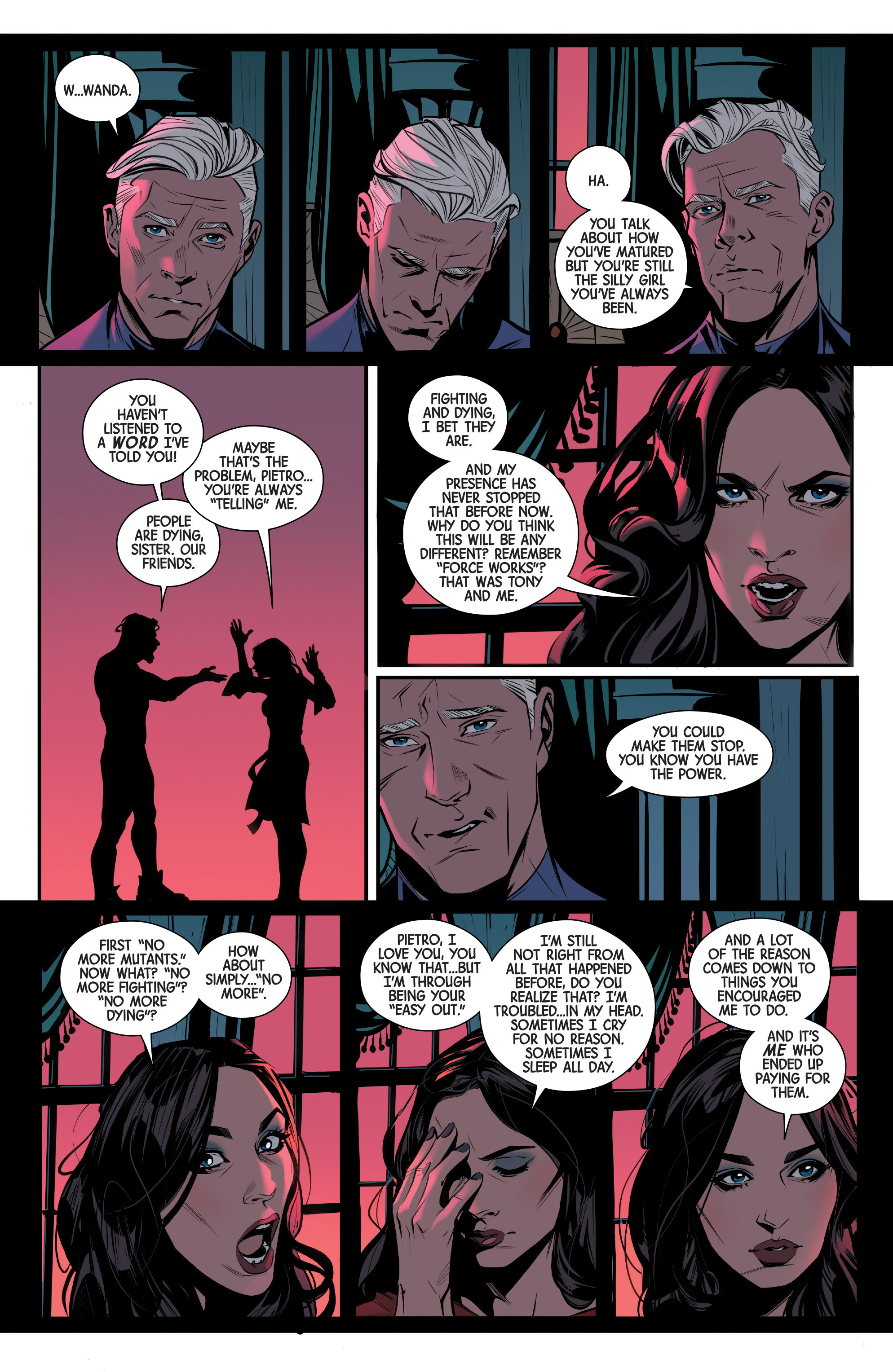 Read online Scarlet Witch (2016) comic -  Issue #9 - 15