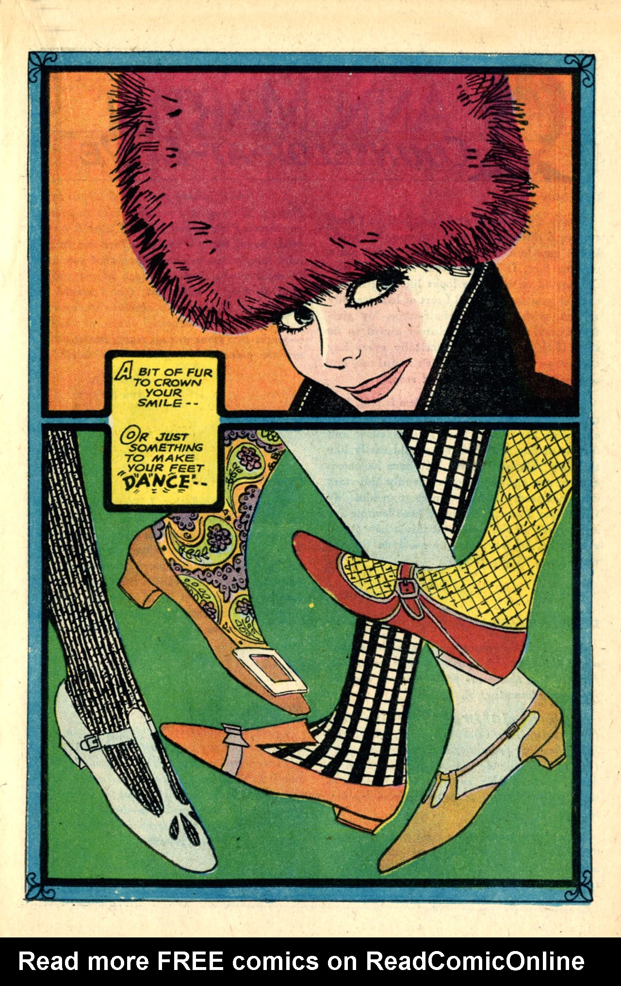 Read online Secret Hearts comic -  Issue #120 - 17