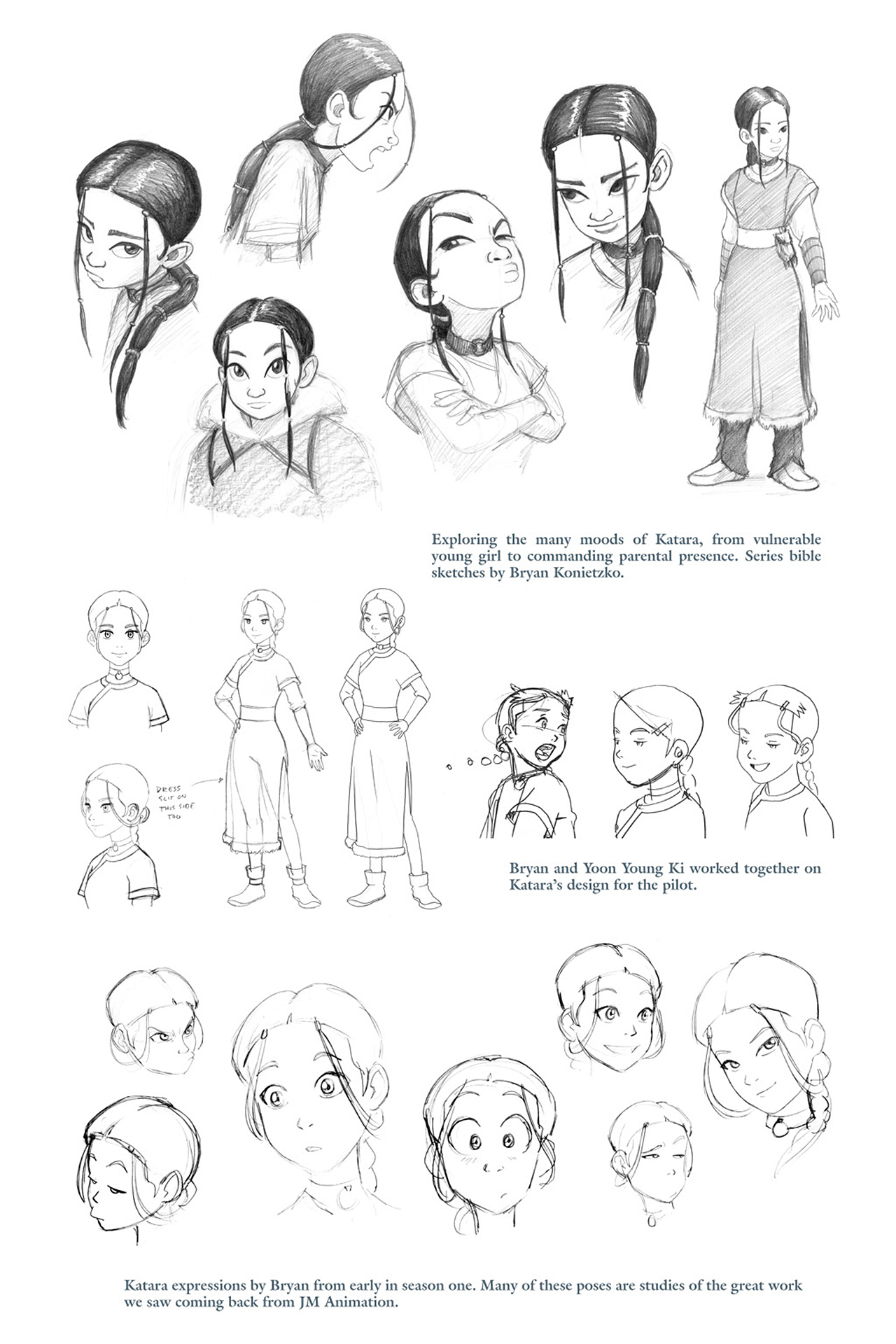 Nickelodeon Avatar: The Last Airbender - The Lost Adventures chap full pic 233