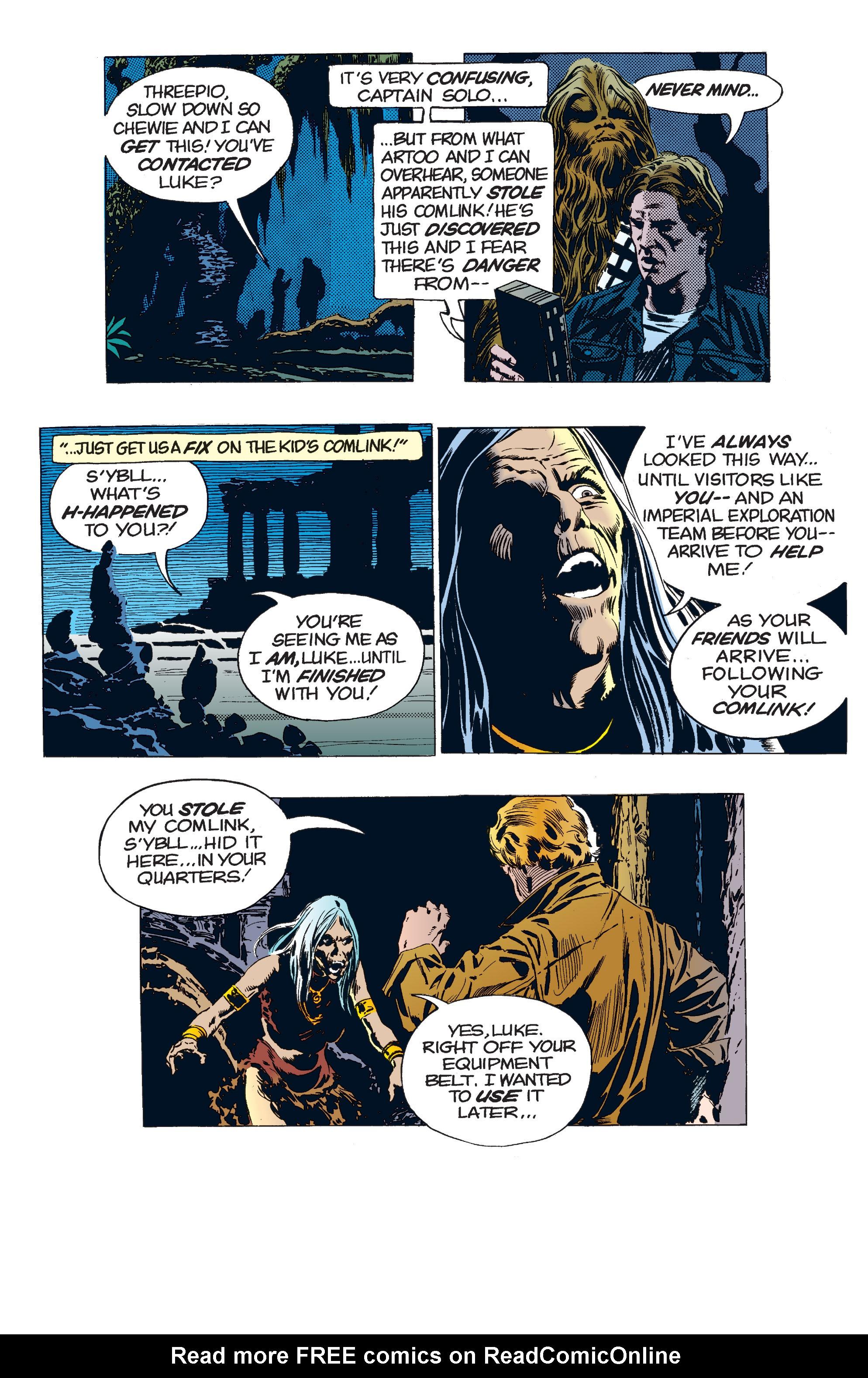 Classic Star Wars #18 #18 - English 14