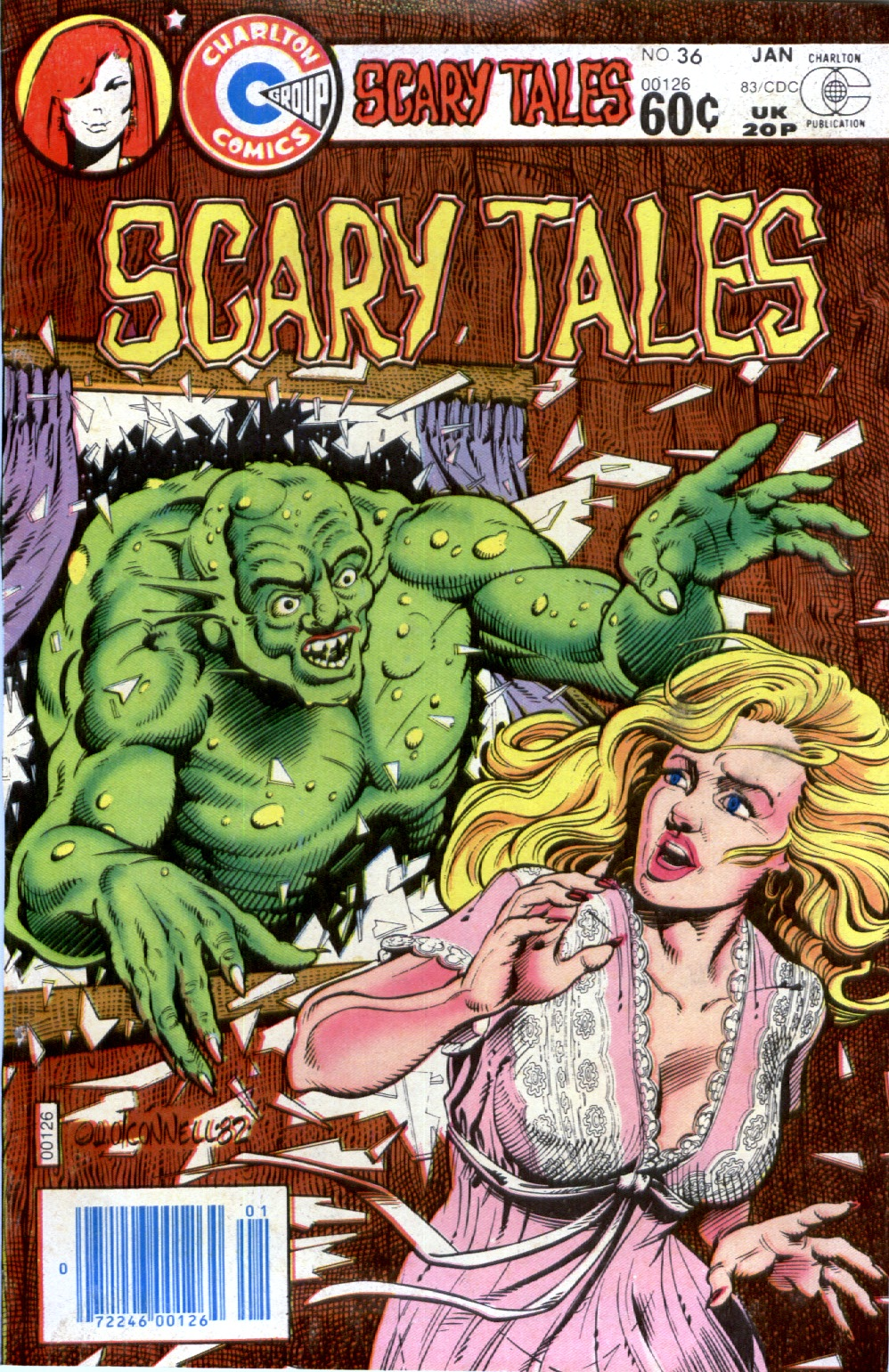 Read online Scary Tales comic -  Issue #36 - 1