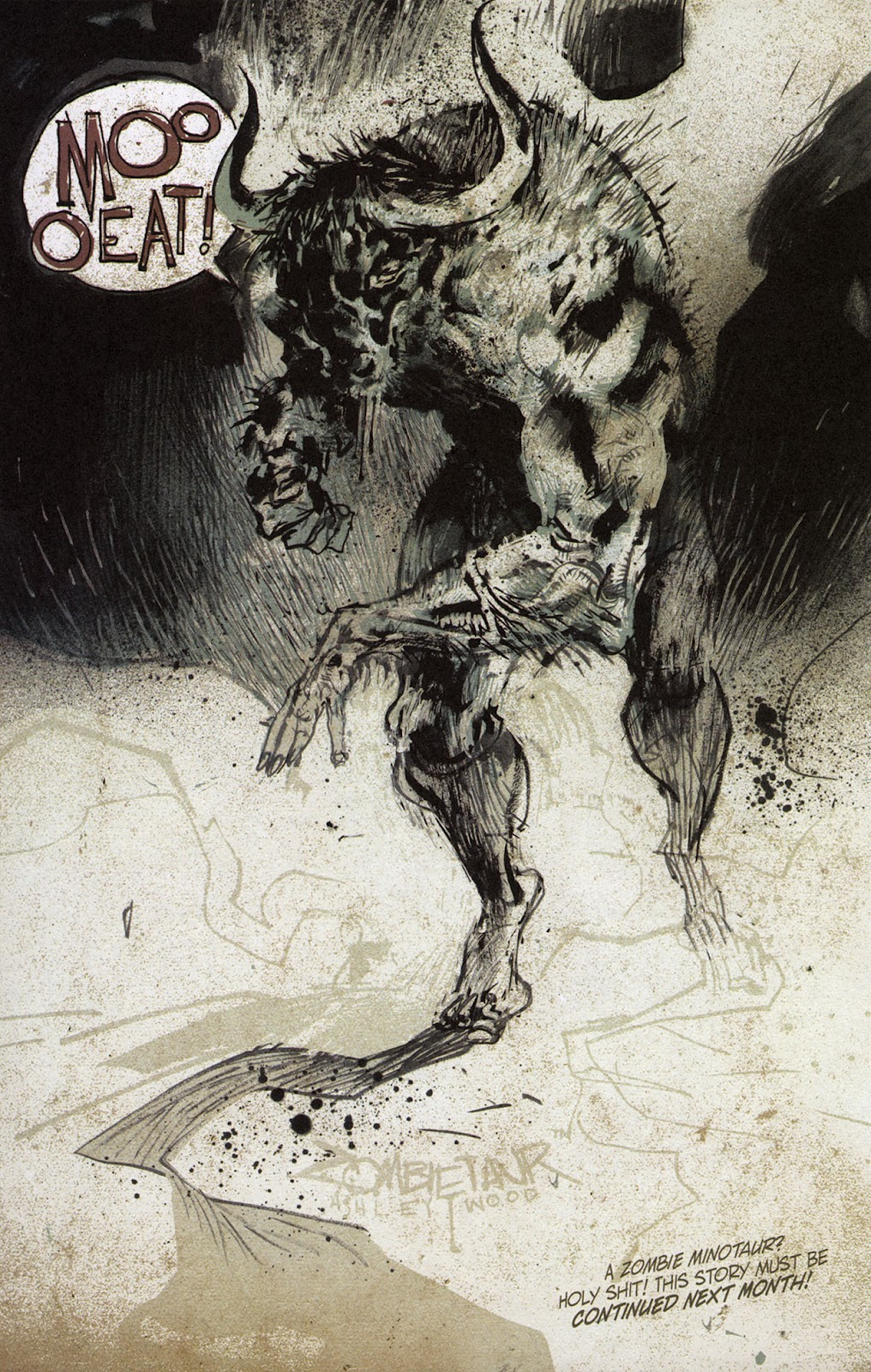 Zombies vs. Robots vs. Amazons Issue #1 Page 23