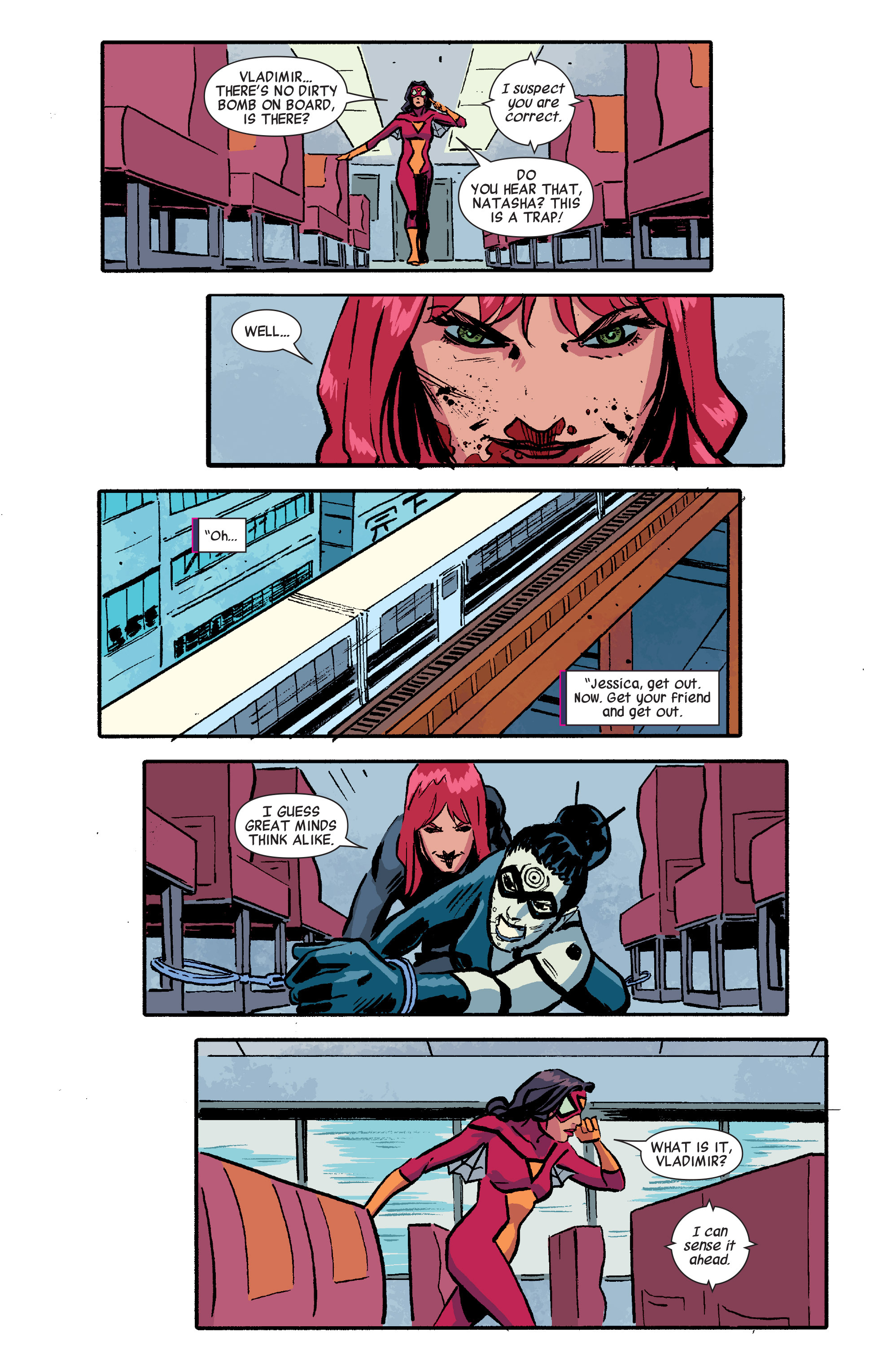 Read online Secret Avengers (2014) comic -  Issue #6 - 13