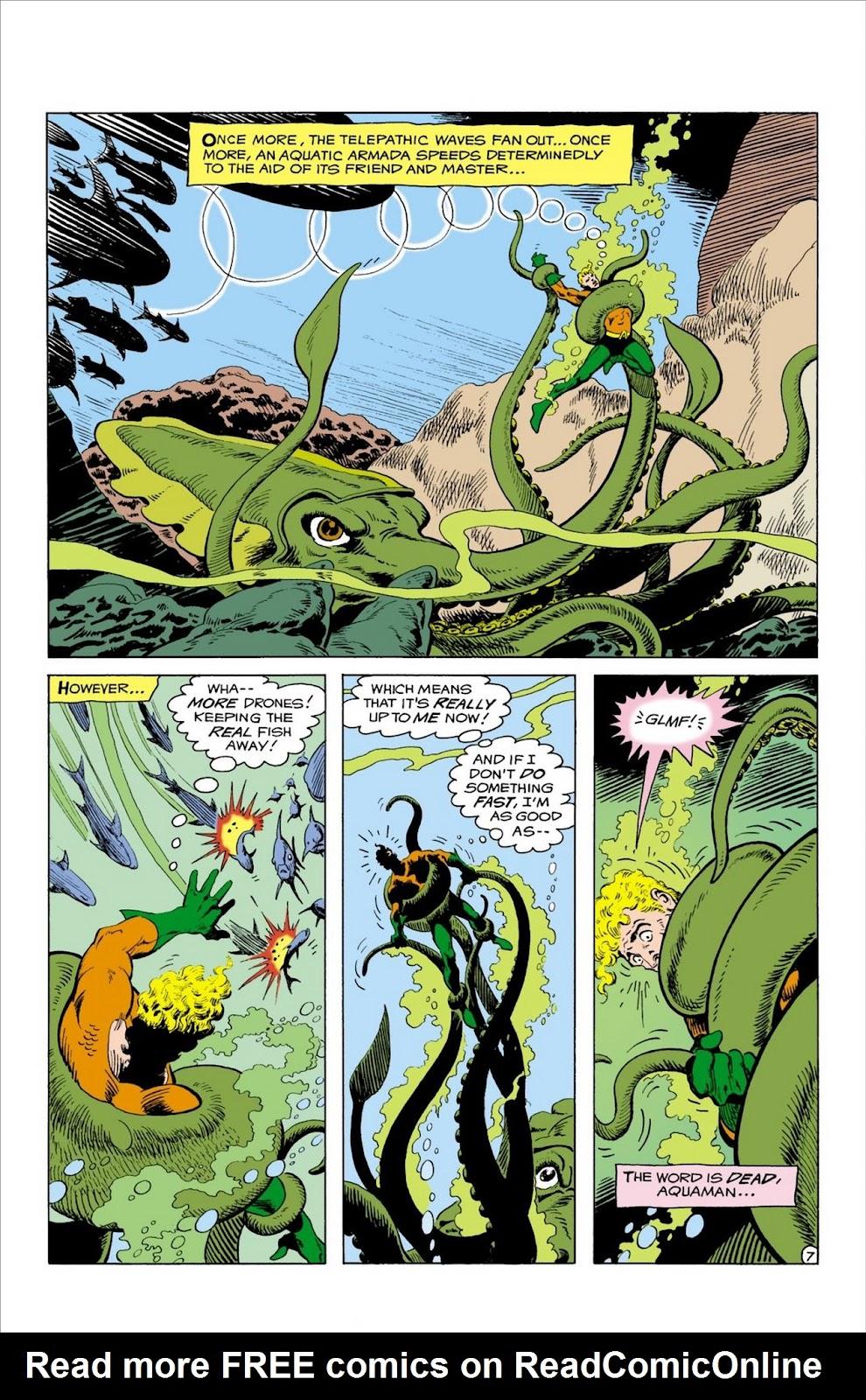 Aquaman (1962) Issue #57 #57 - English 8