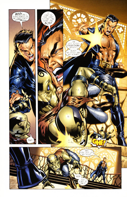 Read online Scion comic -  Issue #3 - 6