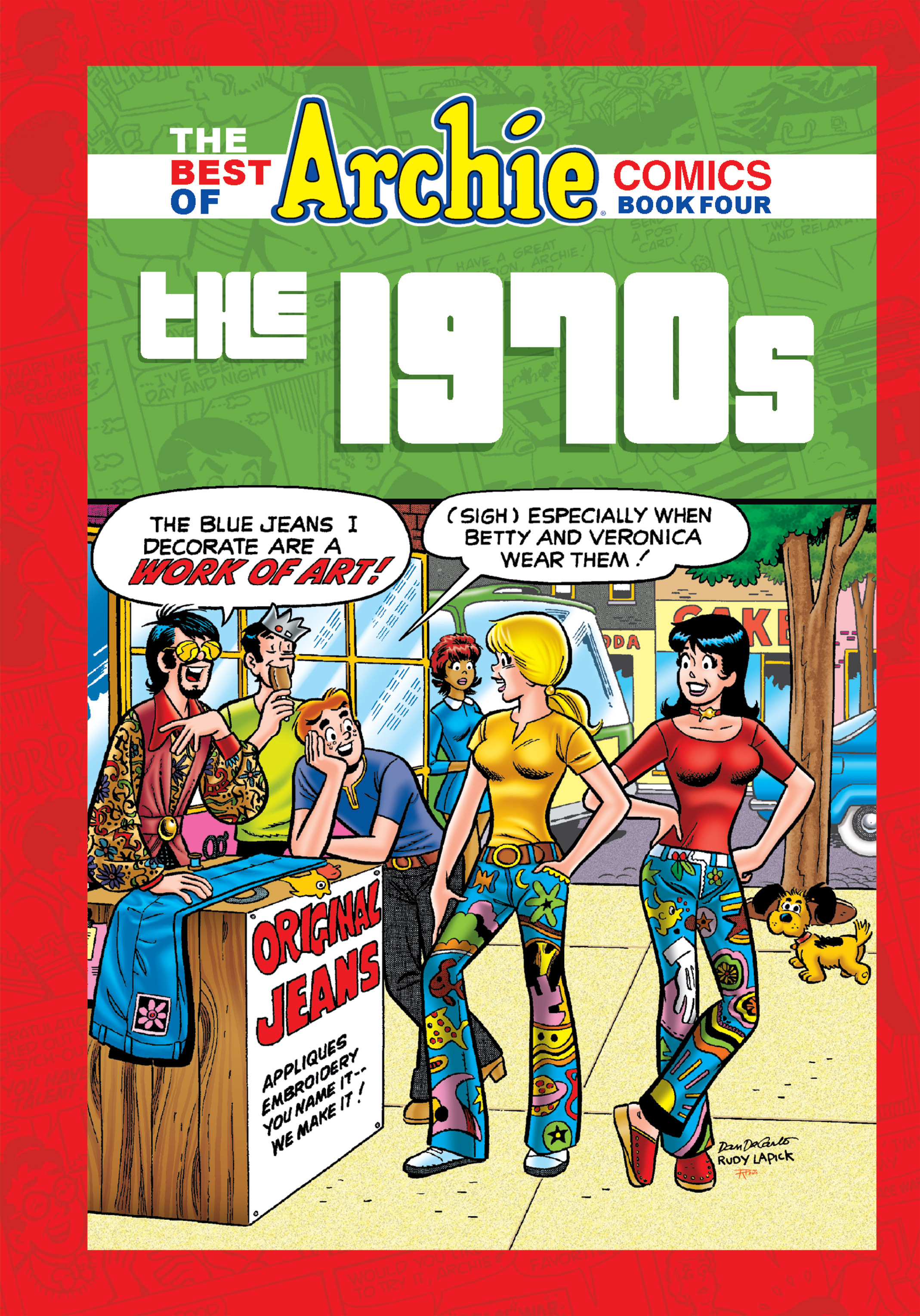 Read online The Best of Archie Comics comic -  Issue # TPB 4 (Part 1) - 144