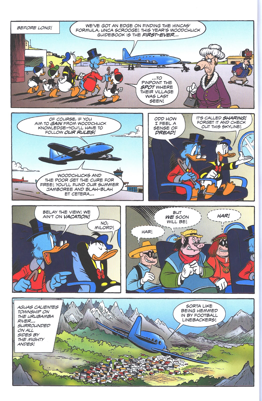 Uncle Scrooge (1953) Issue #369 #369 - English 8