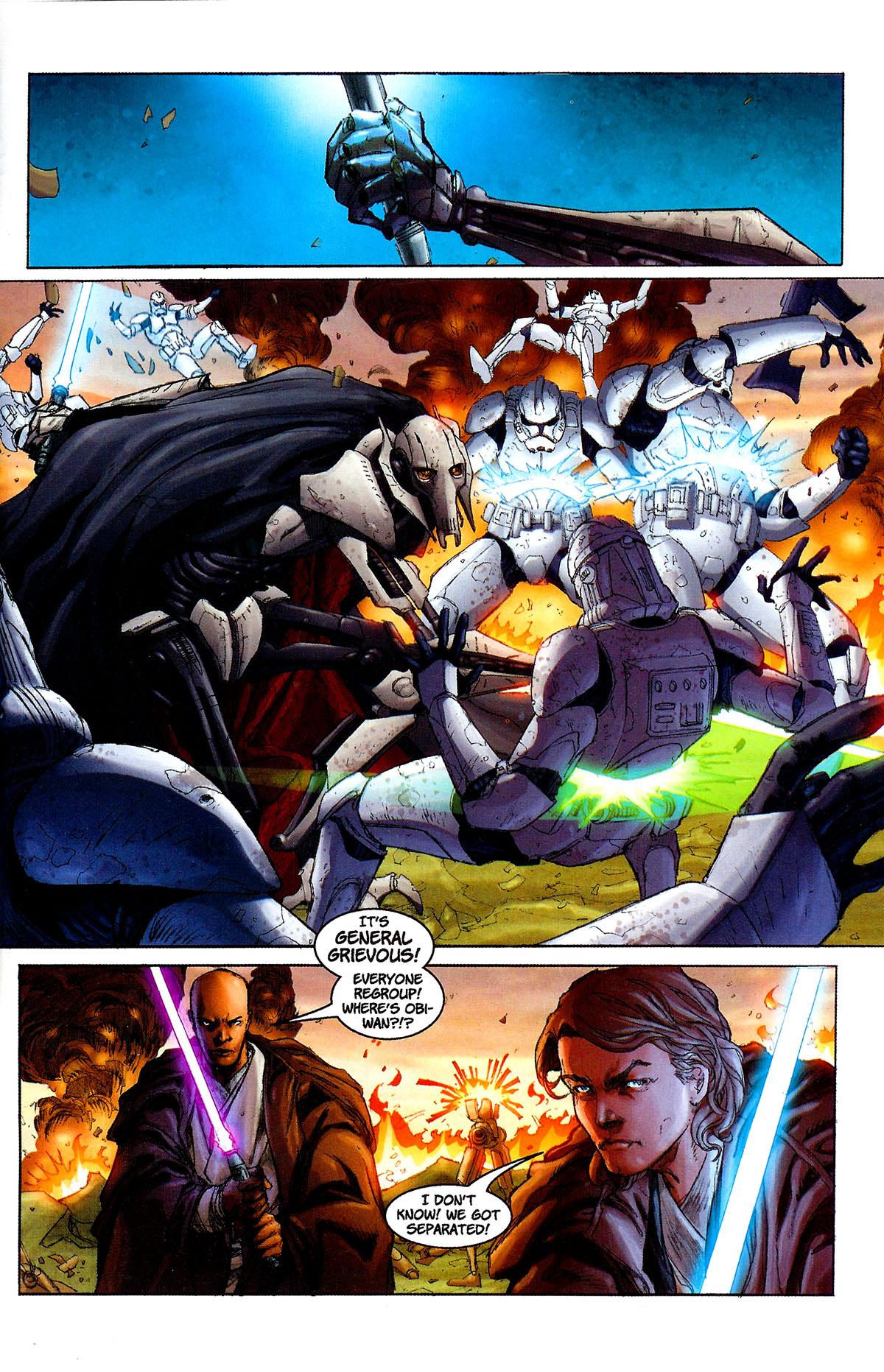 Star Wars: Obsession #4 #4 - English 21