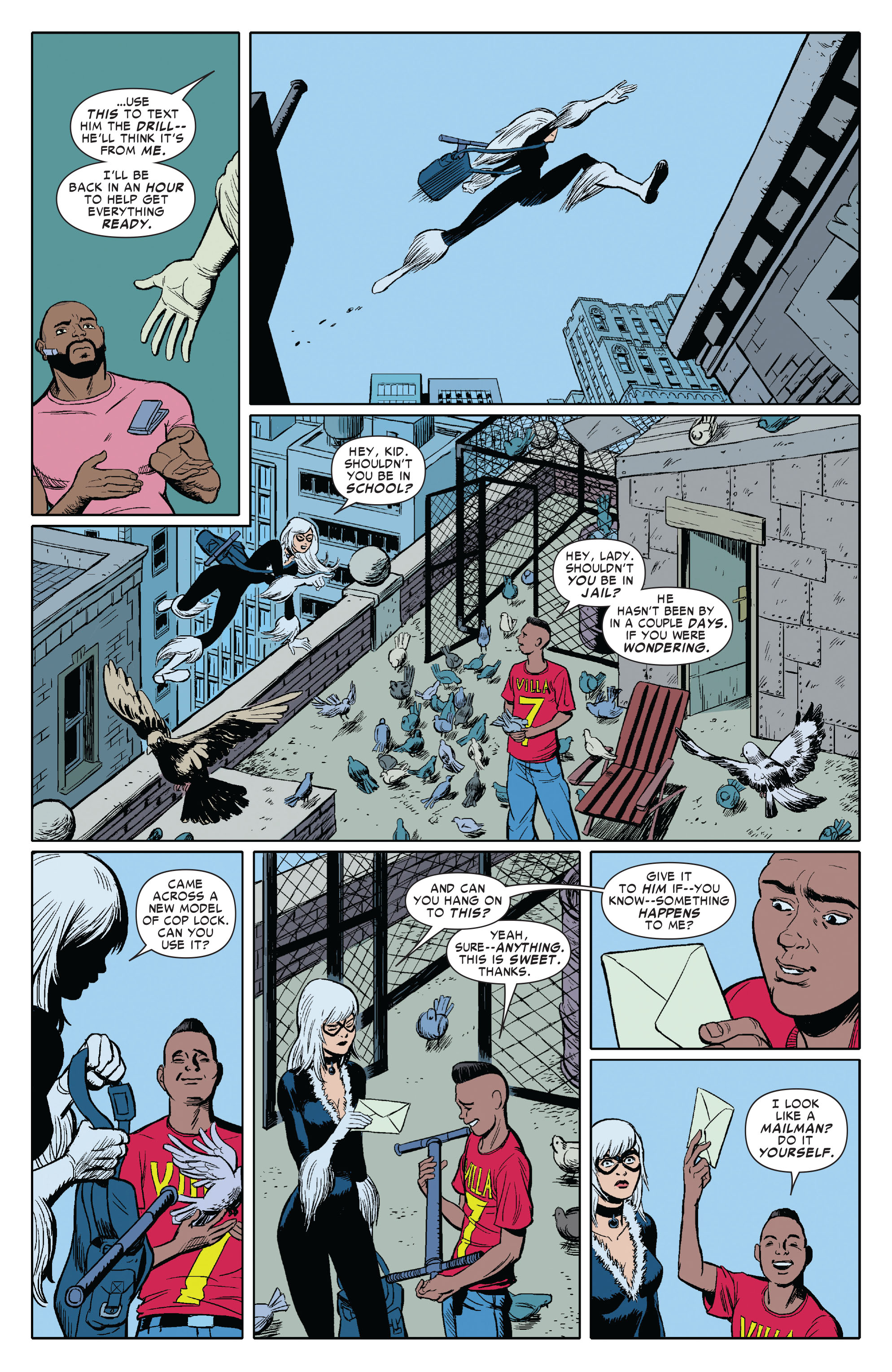 Amazing Spider-Man Presents: Black Cat 3 Page 10