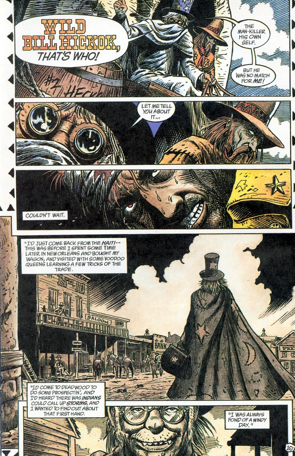 Jonah Hex: Two-Gun Mojo Issue #4 #4 - English 12