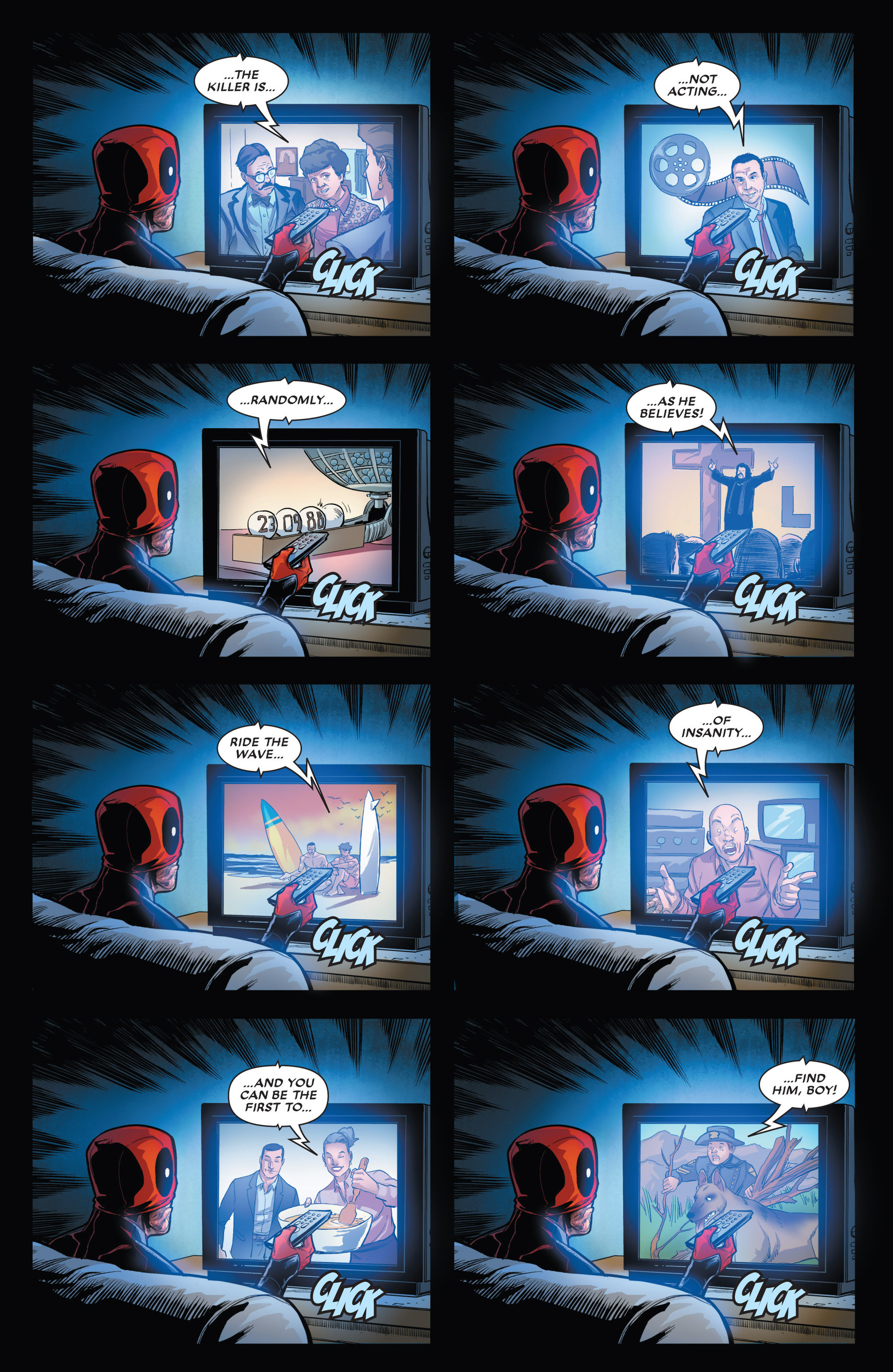 Read online Deadpool vs. Carnage comic -  Issue #1 - 7