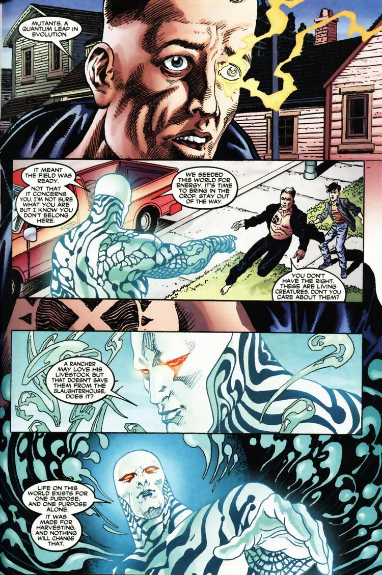 X-Man Issue #75 #79 - English 31