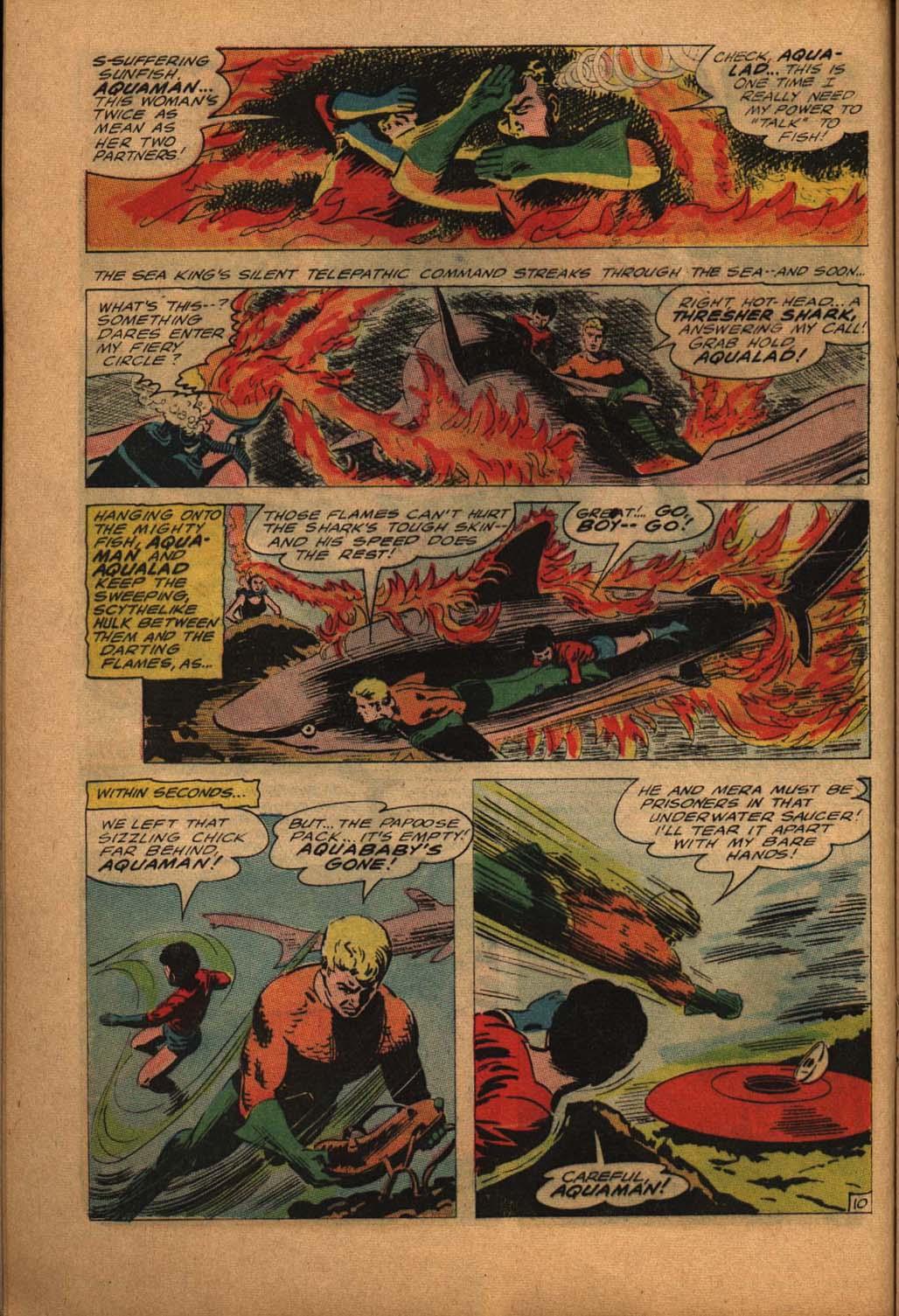 Aquaman (1962) Issue #24 #24 - English 16