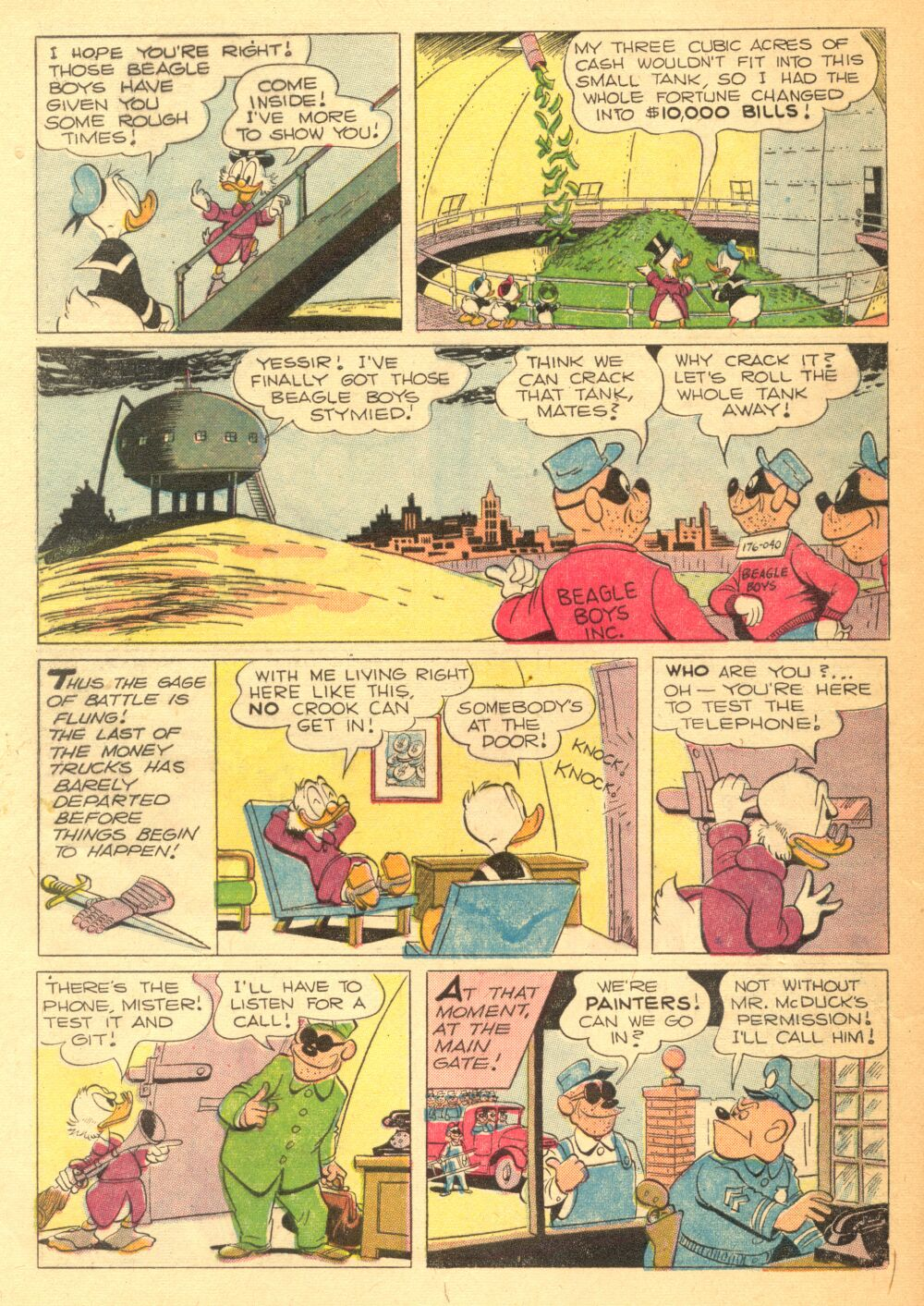 Uncle Scrooge (1953) #3 #402 - English 28