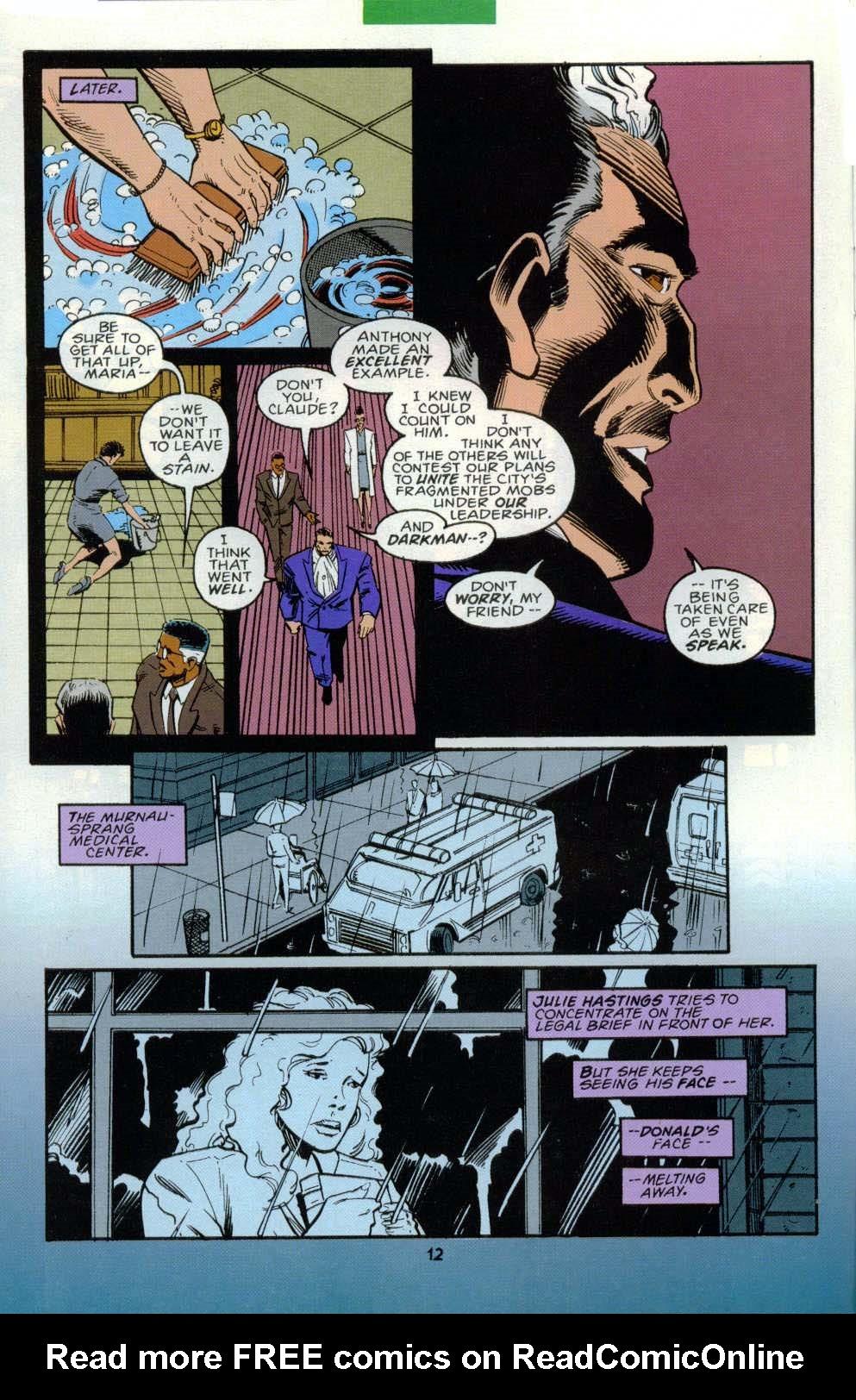 Darkman (1993) #5 #5 - English 10